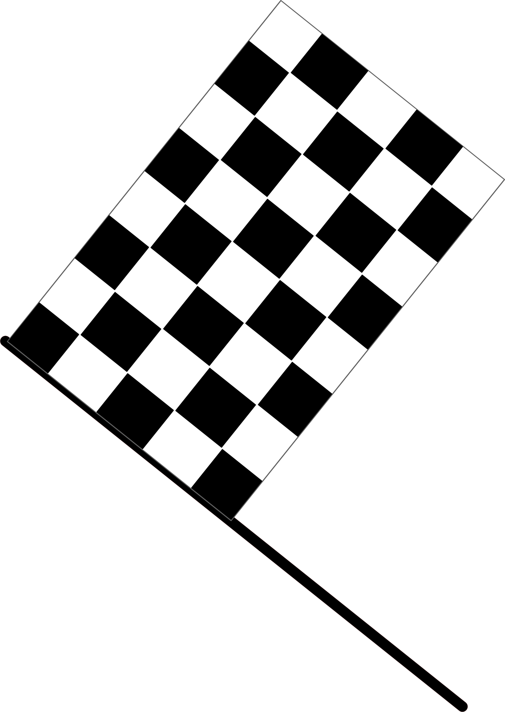 Checkered flag by J_Alves