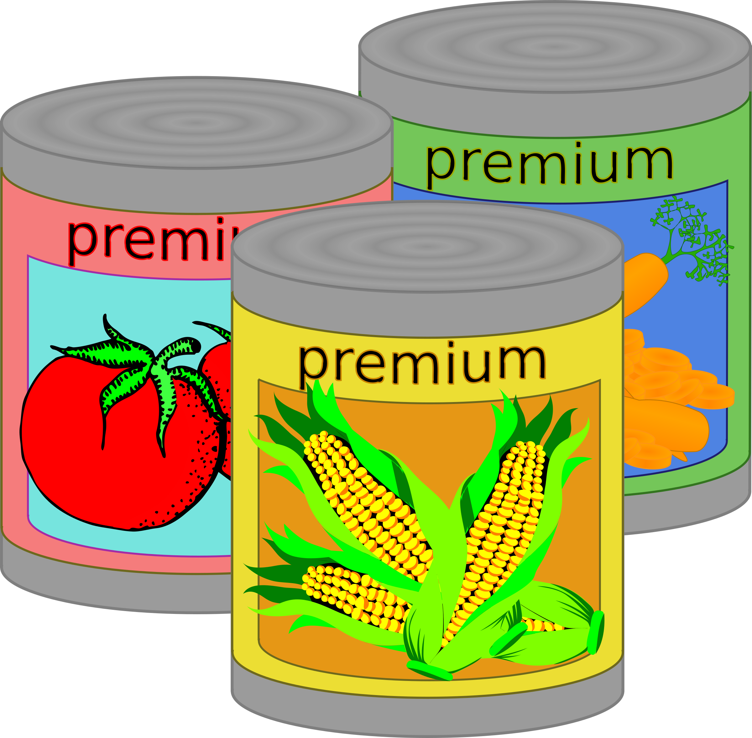 Canned Goods by eady