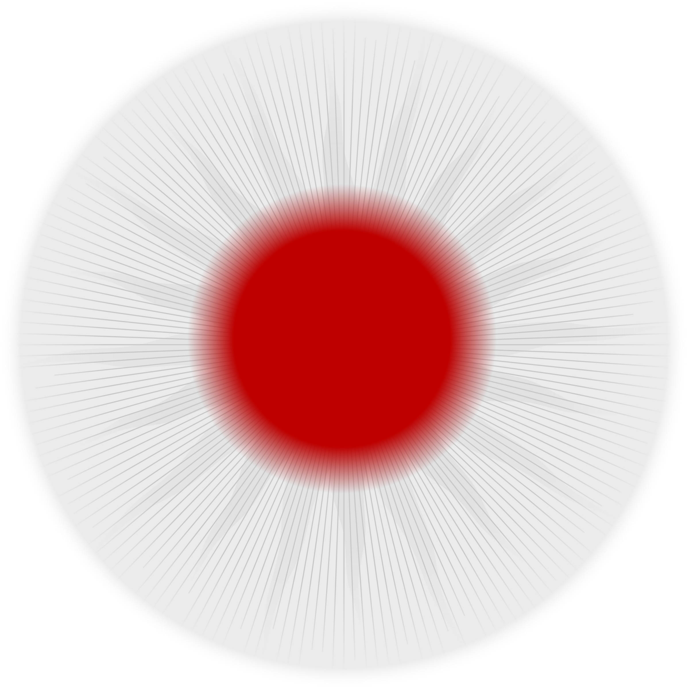 Rounded Japan flag by laobc