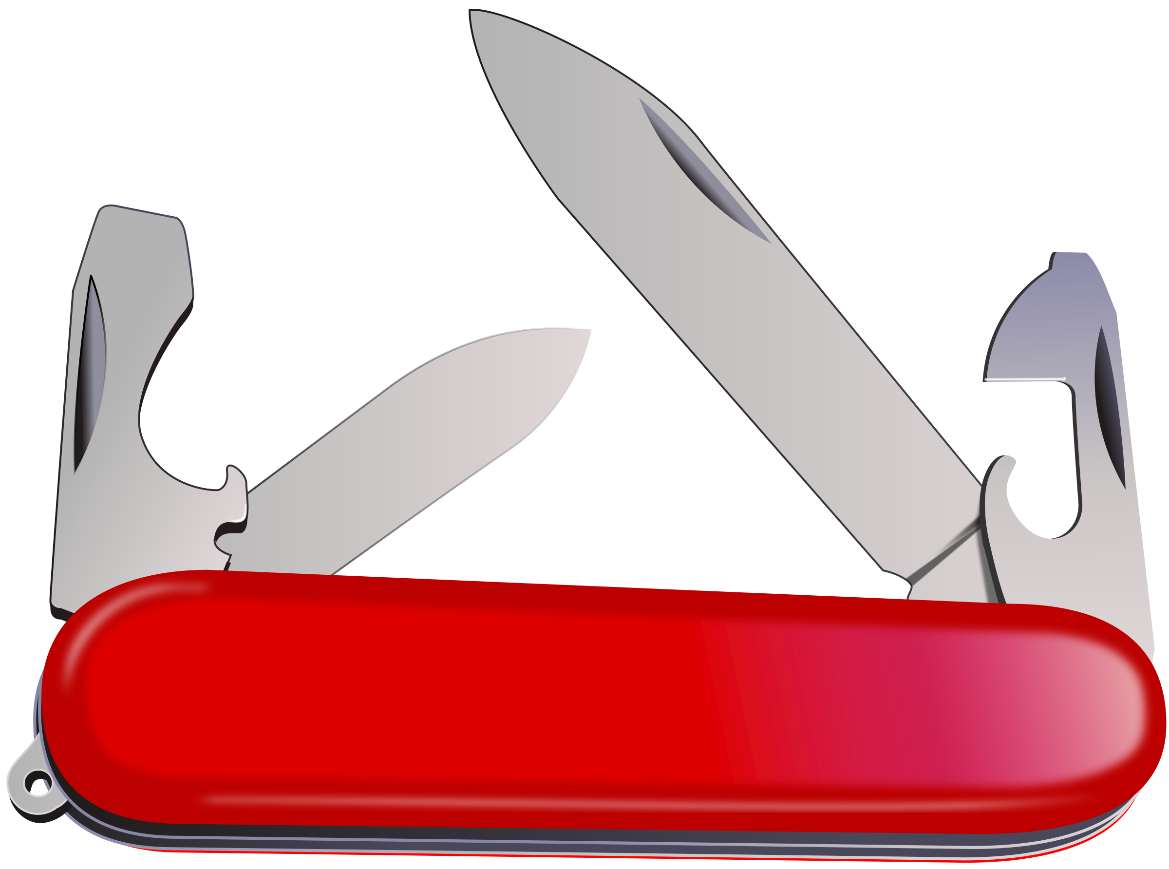 Swiss Army Knife by uliphant
