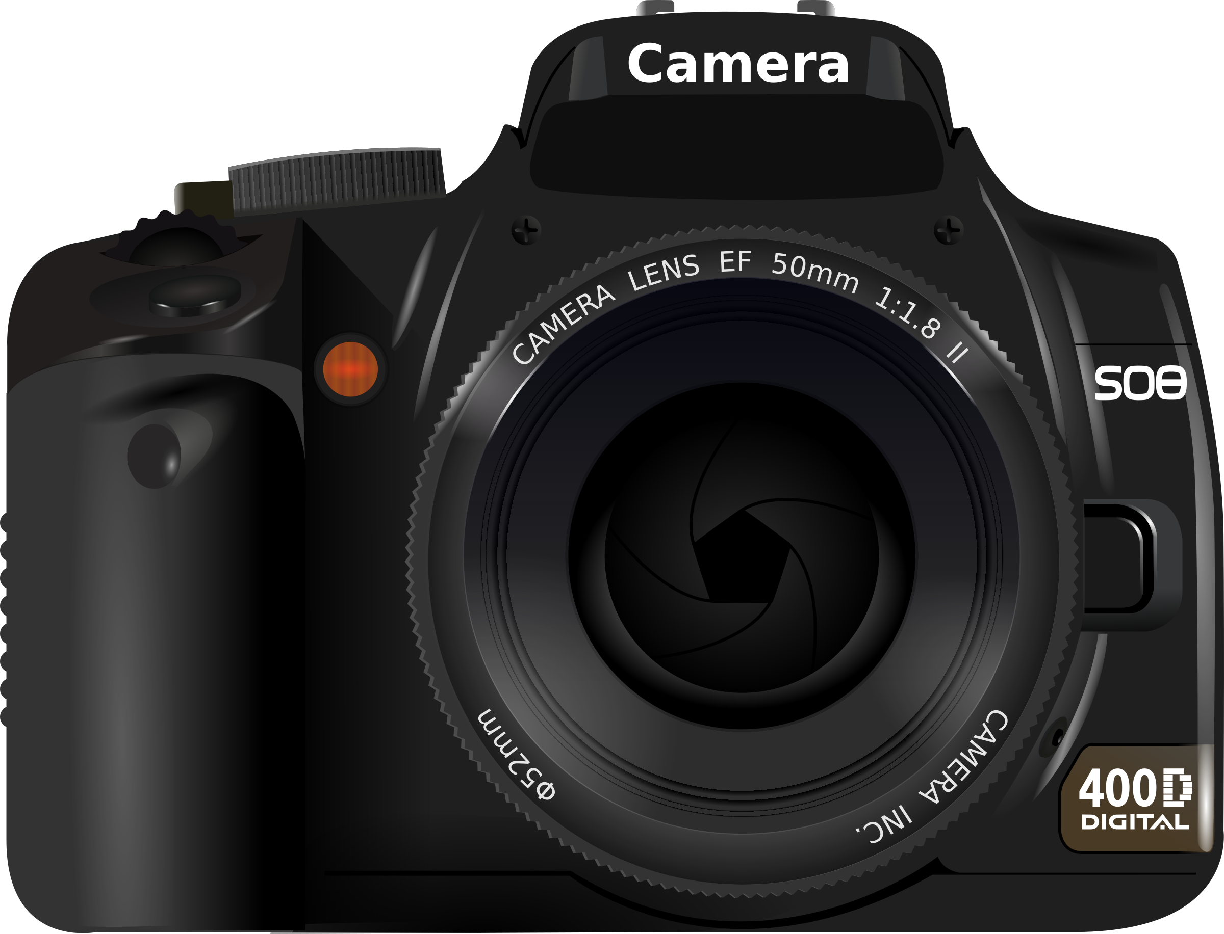 DSLR Camera by flomar