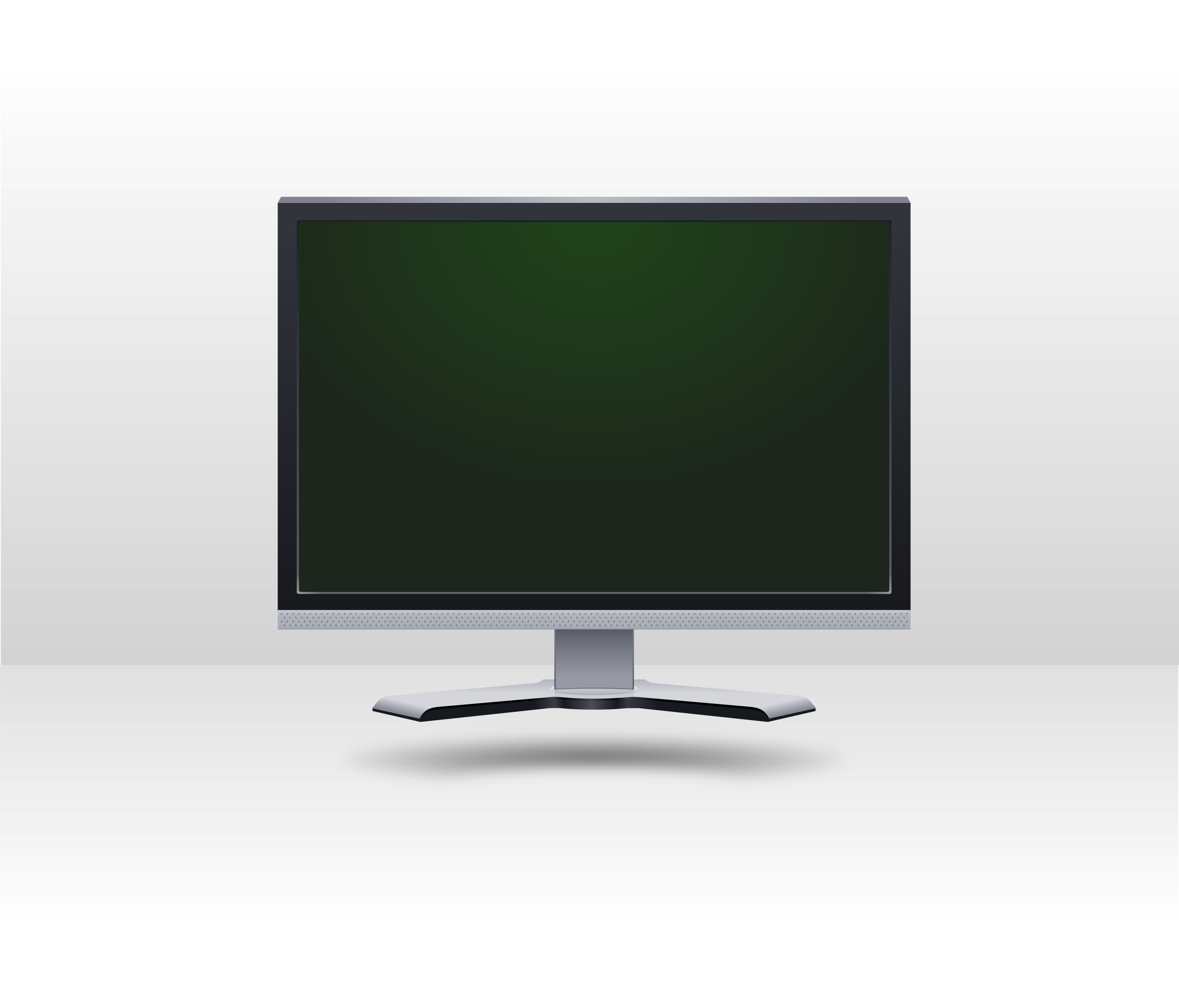 LCD screen by molumen