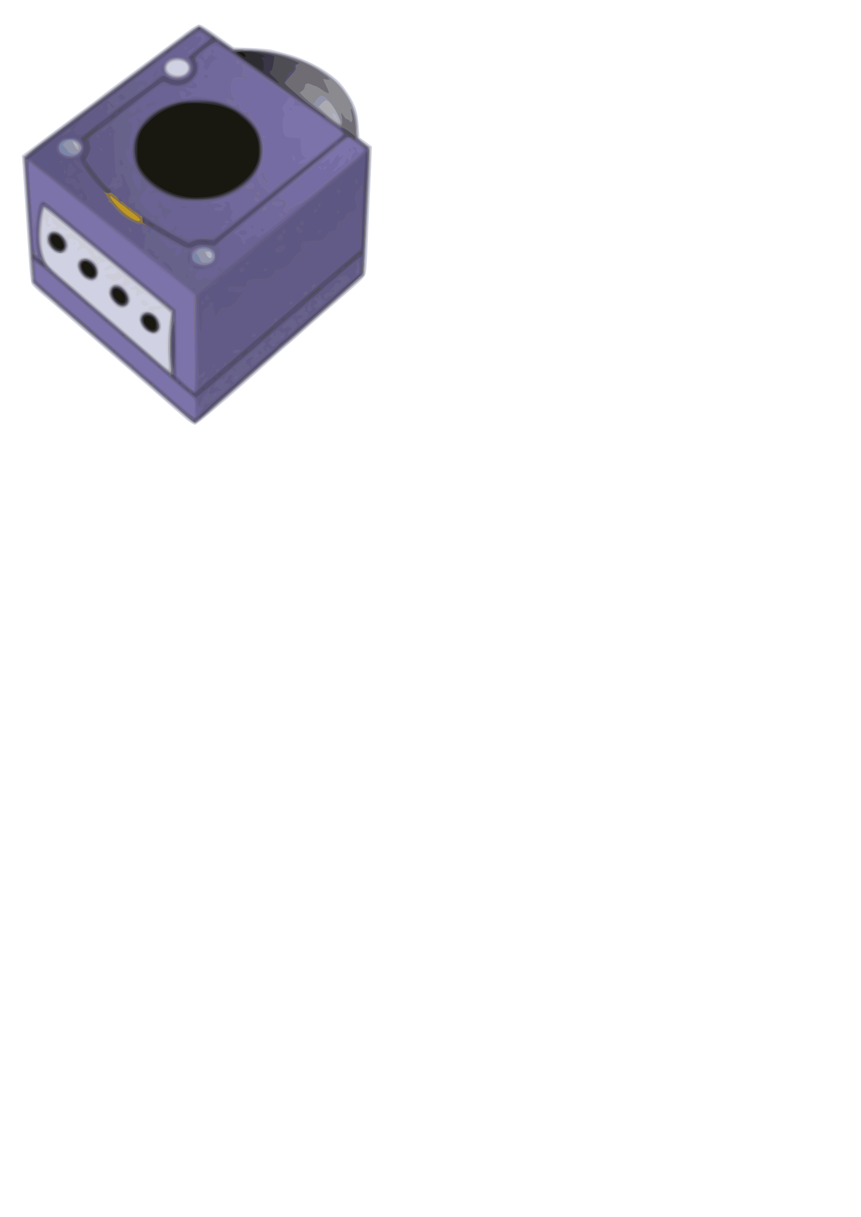Gamecube by PanamaG