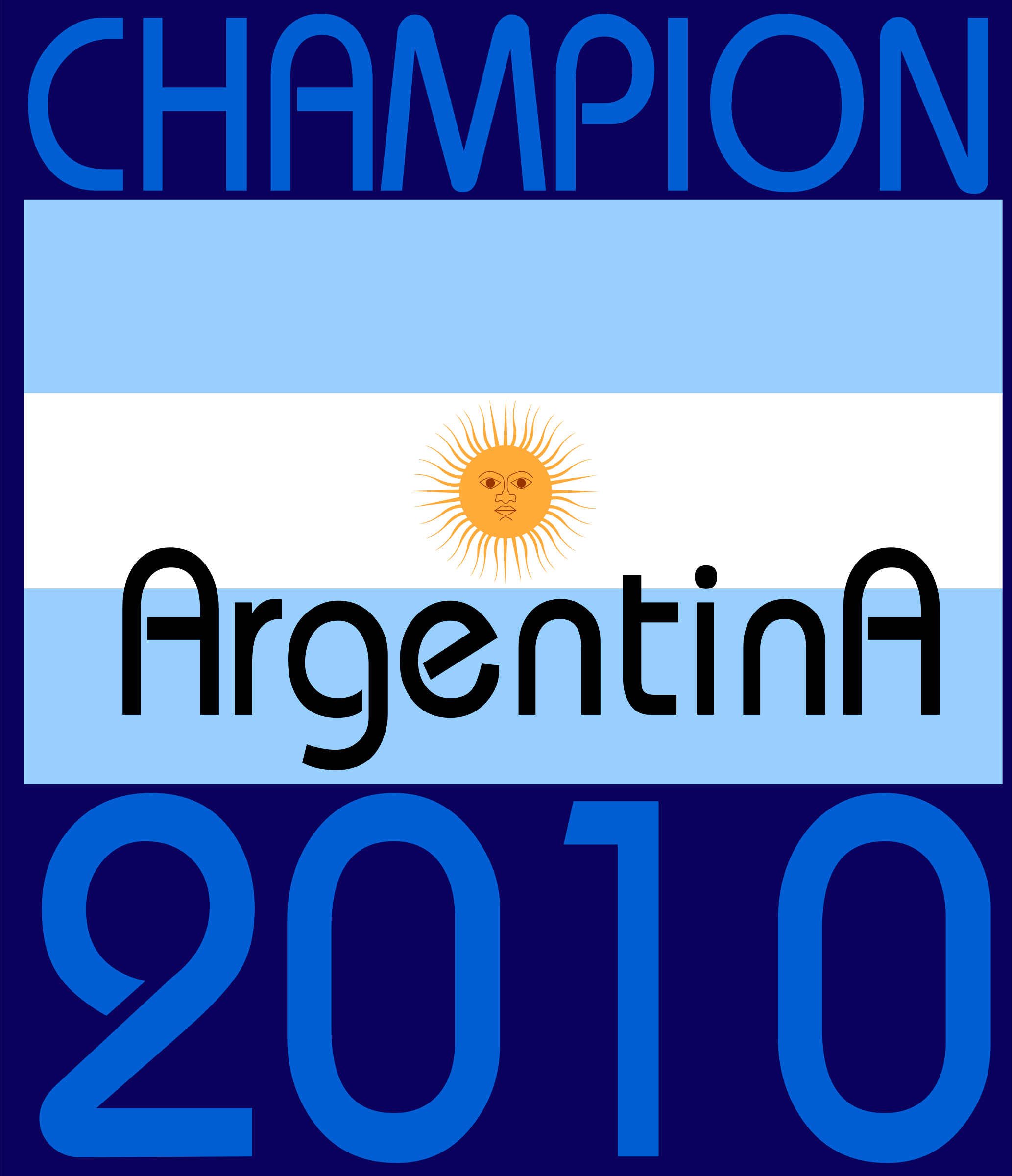Argentina by aungkarns