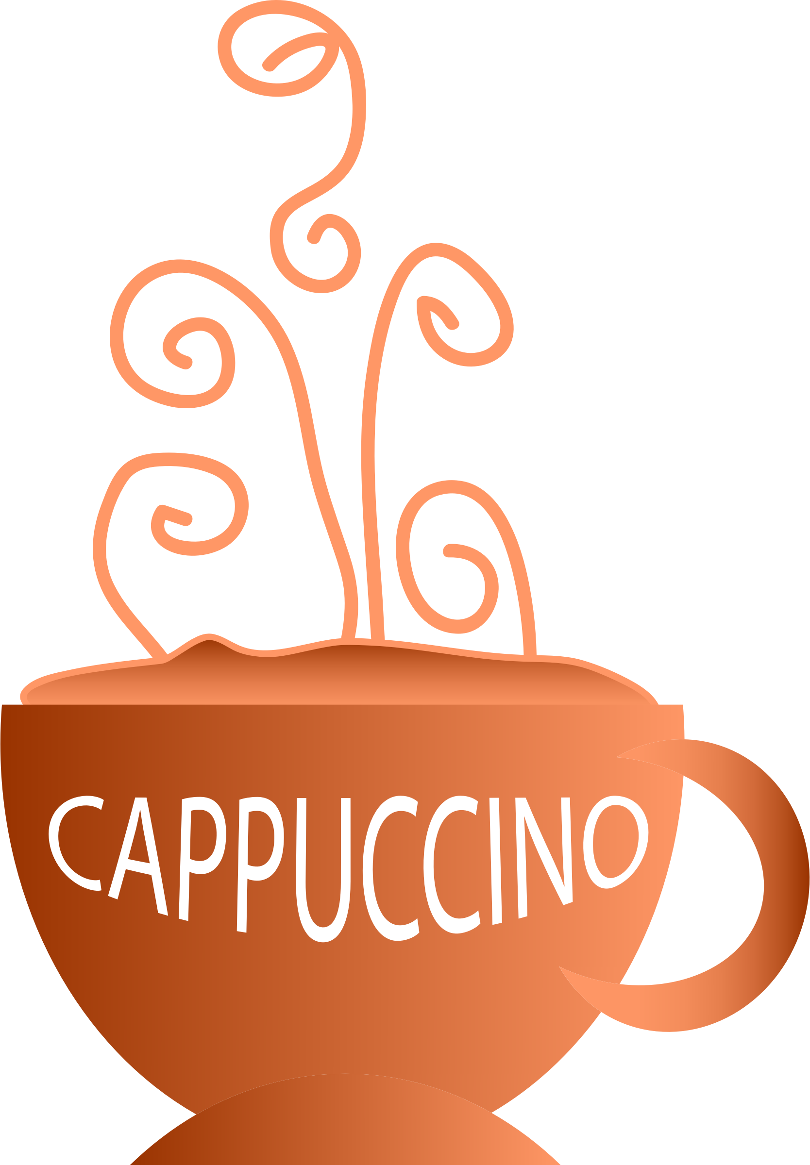 cappuccino by aungkarns