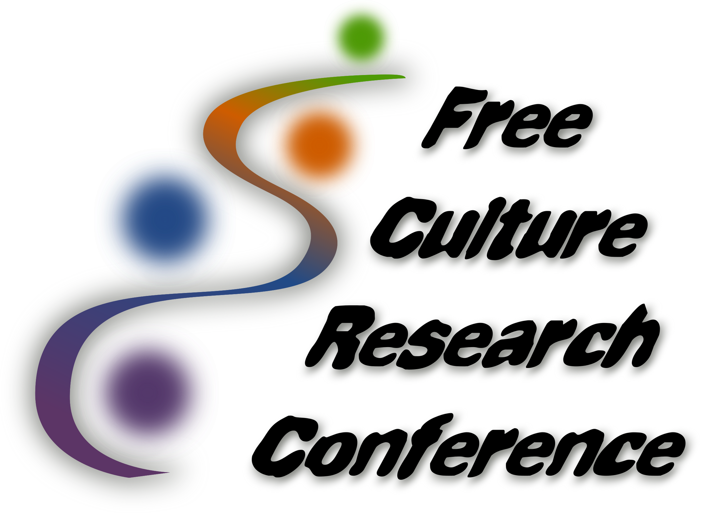Free Culture Research Conference Logo by alexg