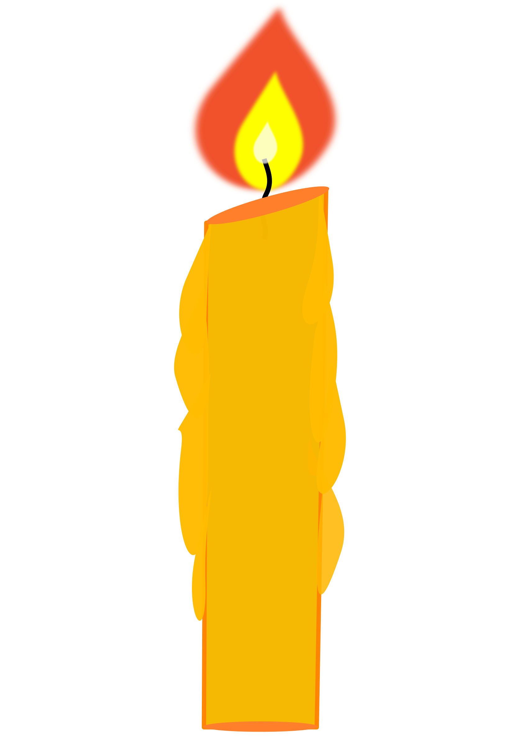 Wonderful Clipart - Candle, Candles DX78