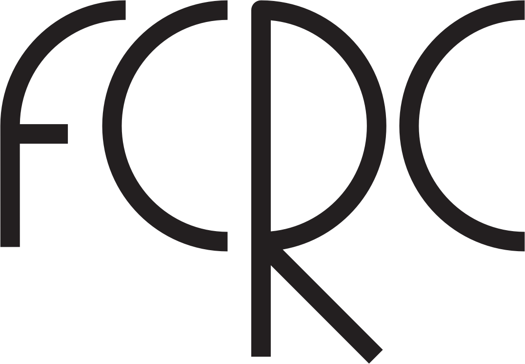 FCRC Letter Form Logo by jgm104