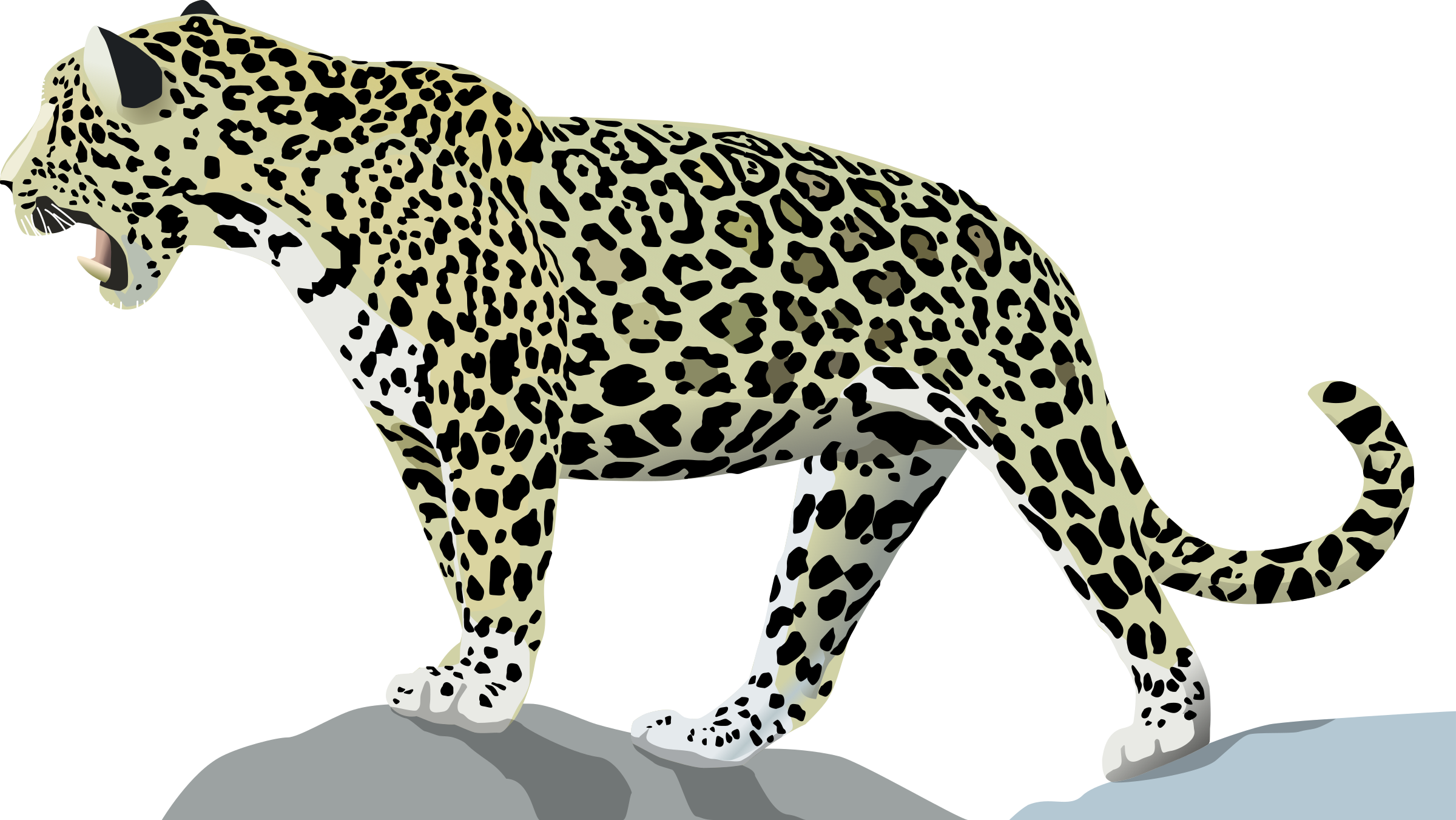 Jaguar by Deluge