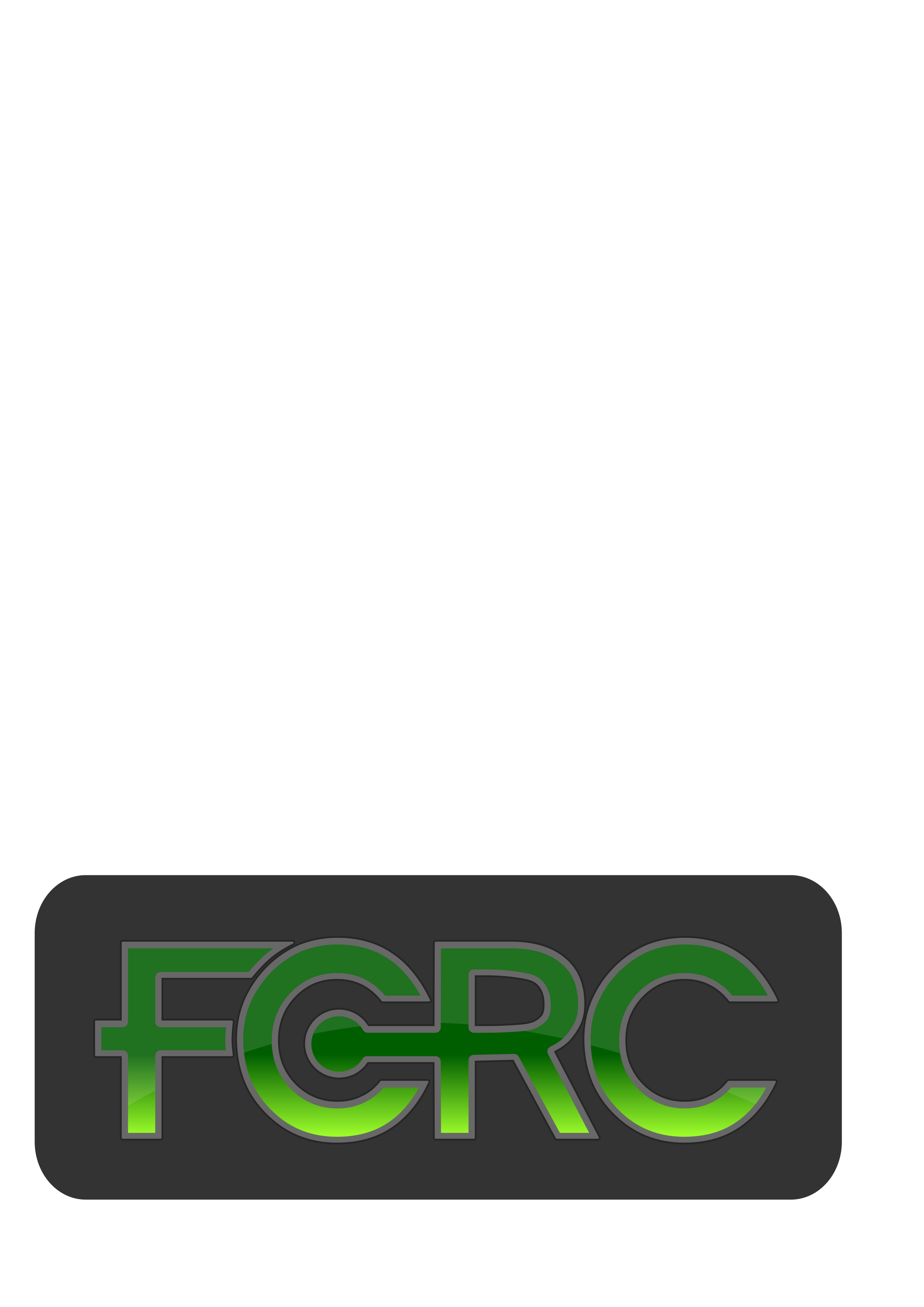 FCRC logo text 3 by timeth