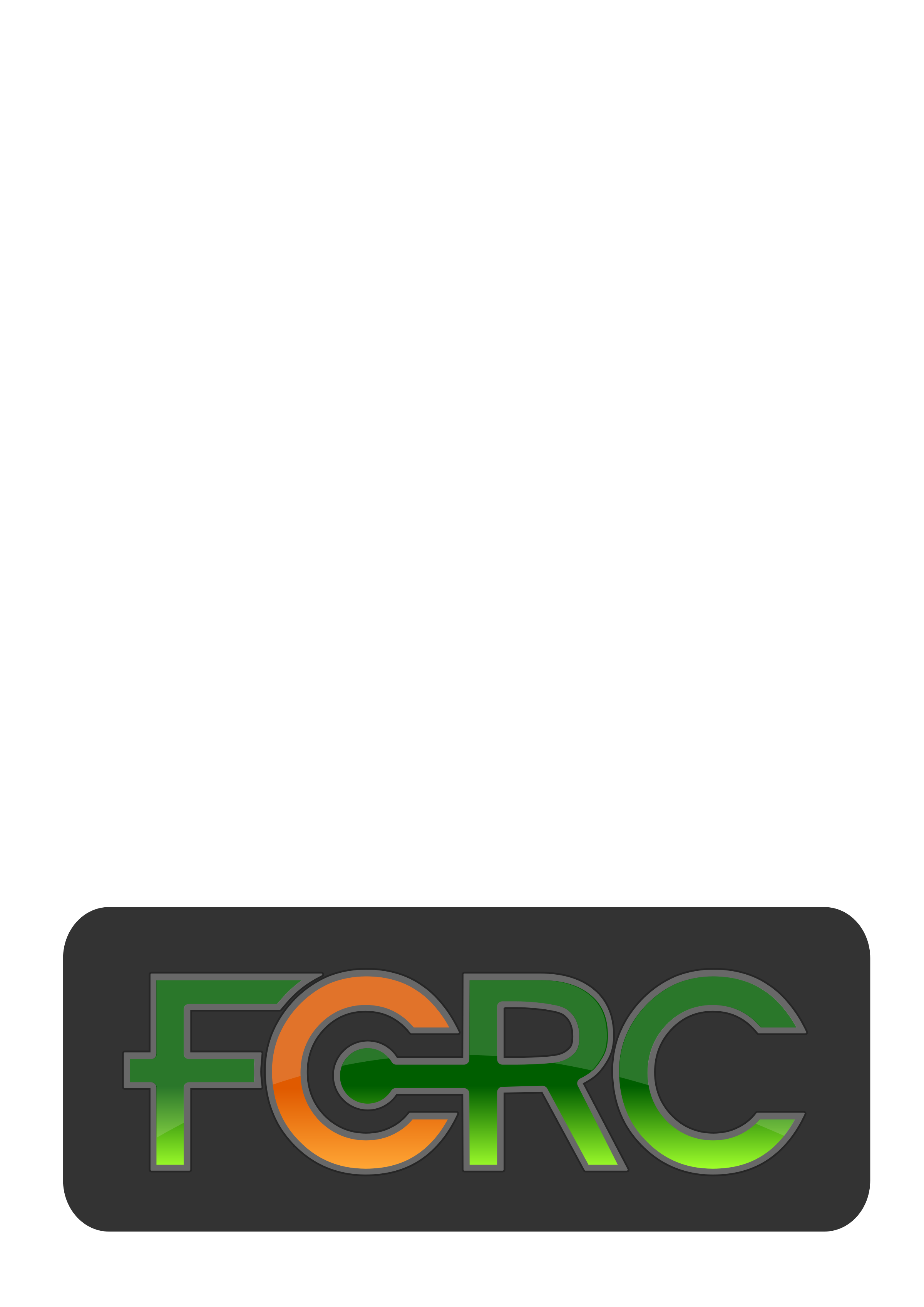 FCRC logo text 5 by timeth