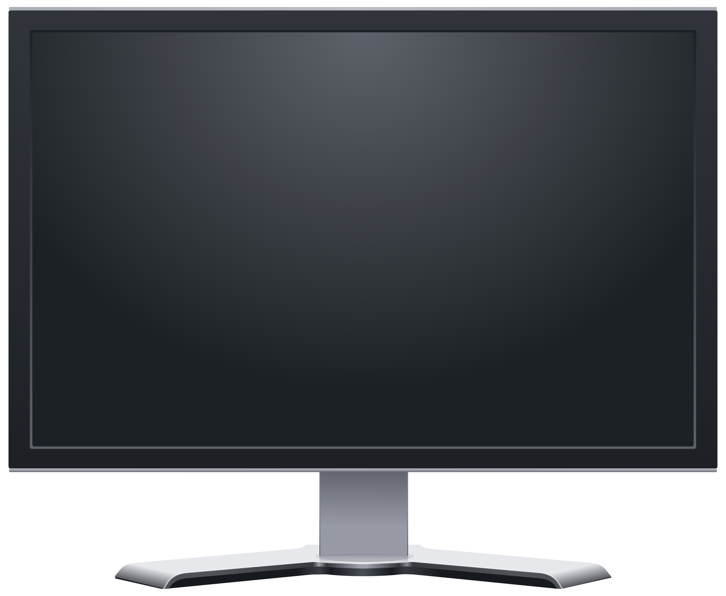 LCD Monitor by molumen