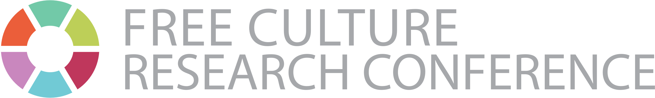 Free Culture Research Conference Logo 2 by hank0071
