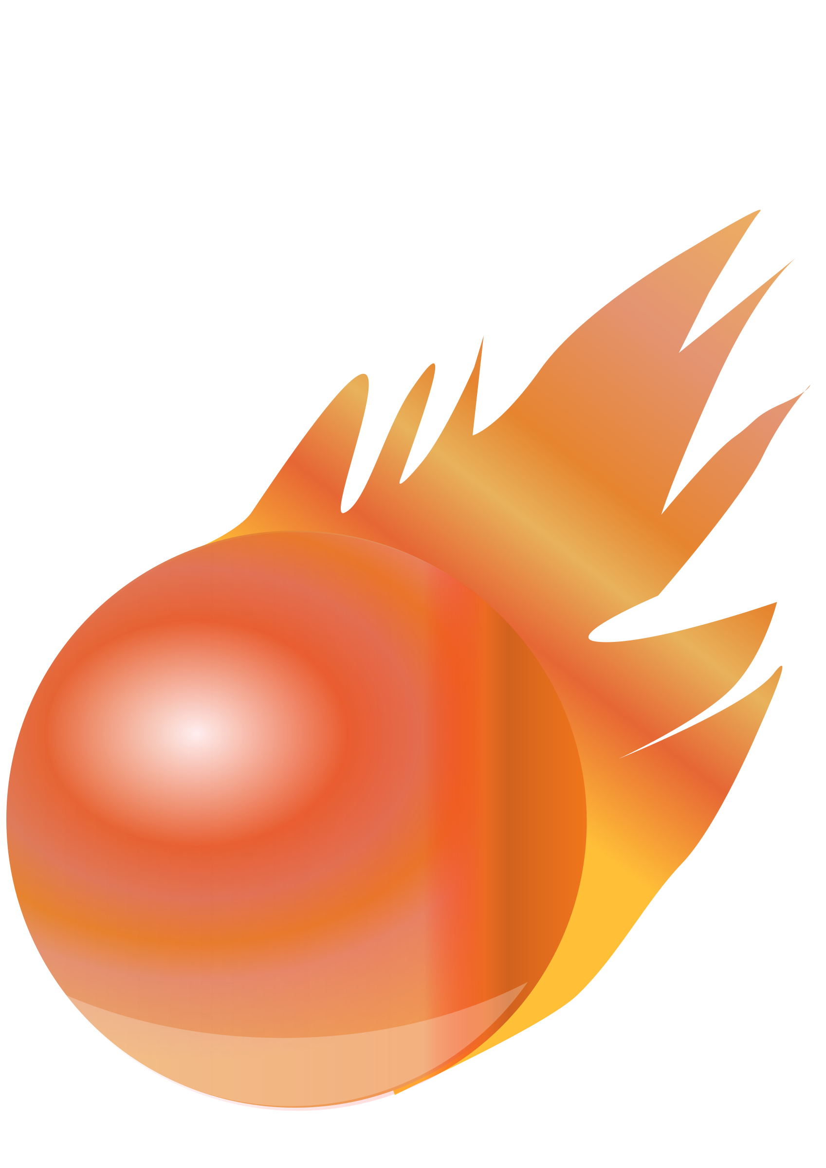 Fire ball. by Ehecatl1138