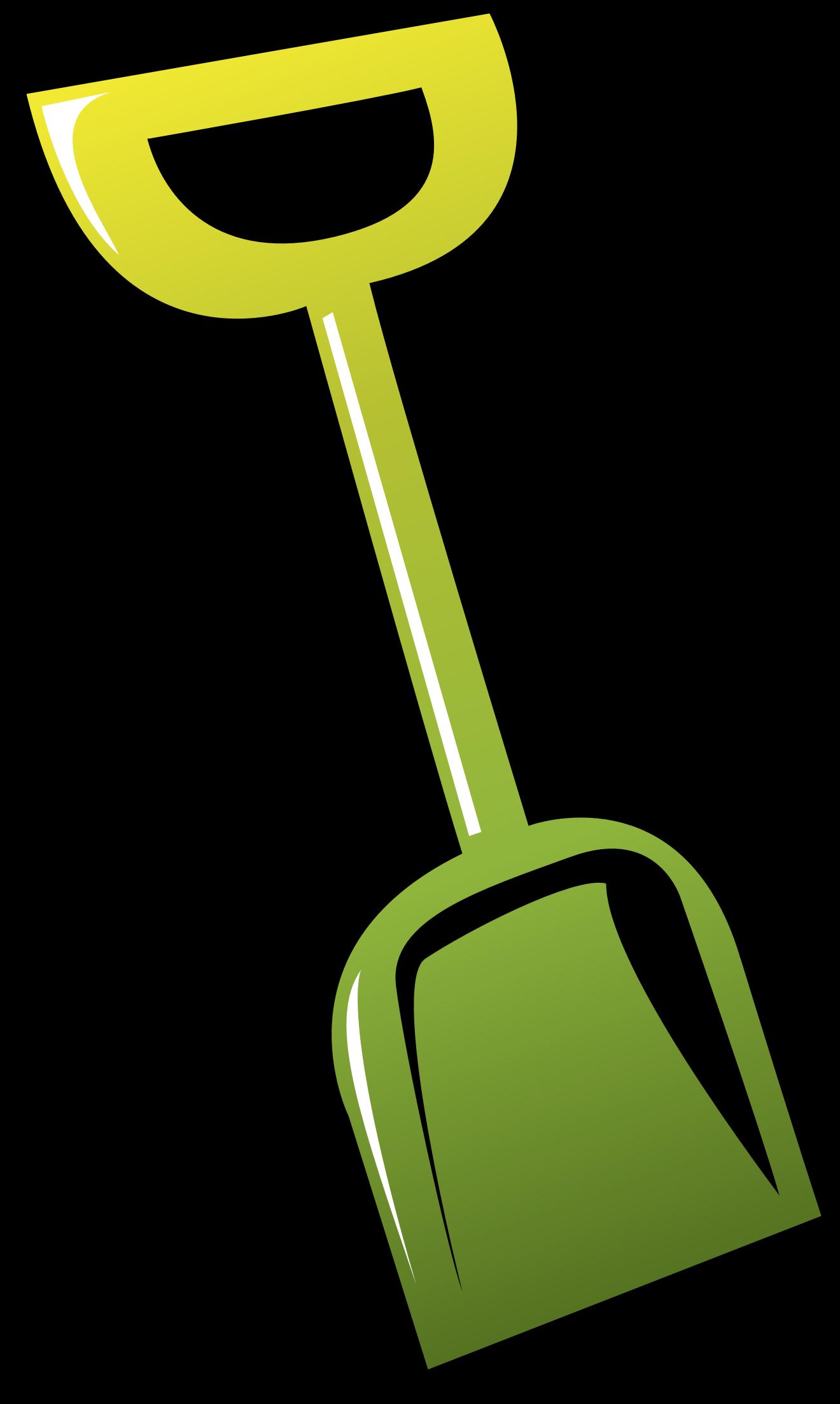 Sand Shovel Clipart Clipart - summer shovel