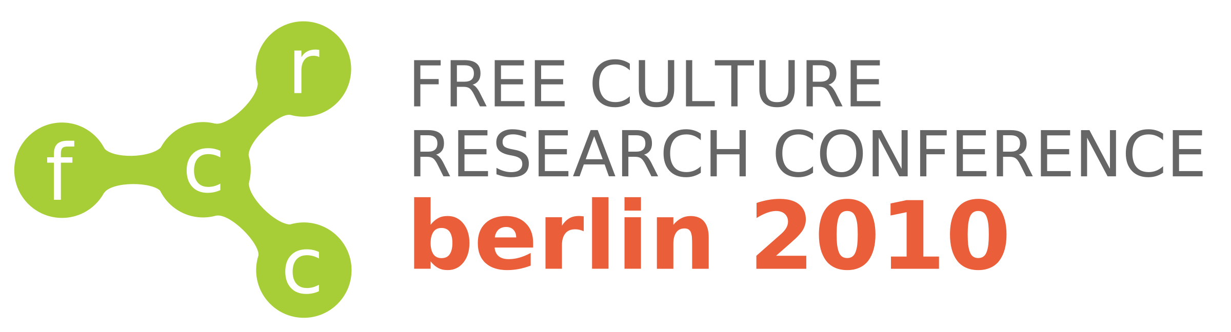 Free Culture Research Conference Logo 4.1 by hank0071