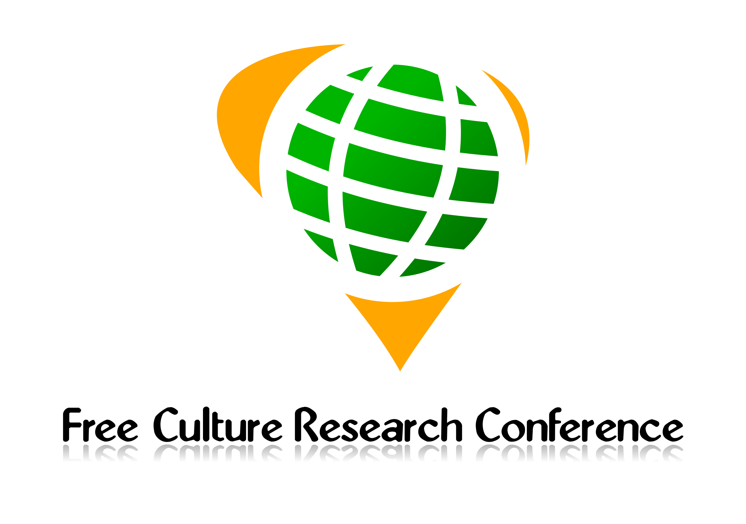 FCRC globe logo 7 (in speech bubble) by timeth