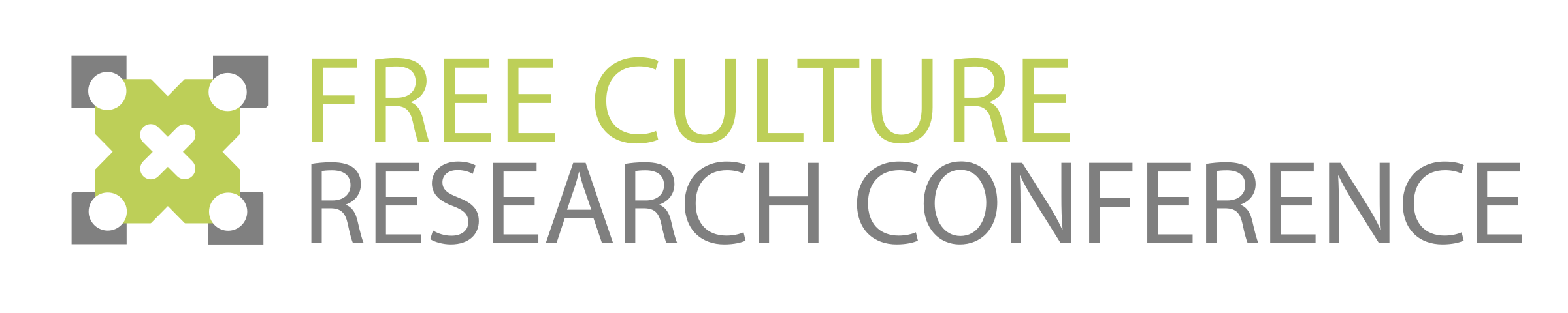 Free Culture Research Conference Logo 5 by hank0071