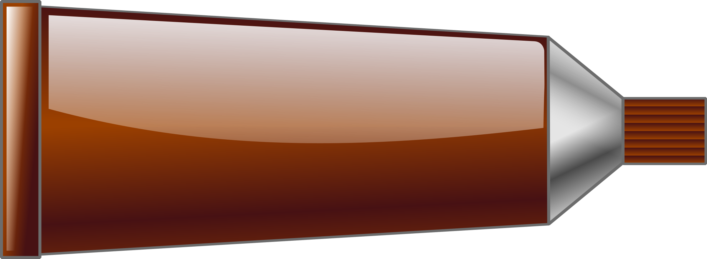 Color tube Brown by TrnsltLife