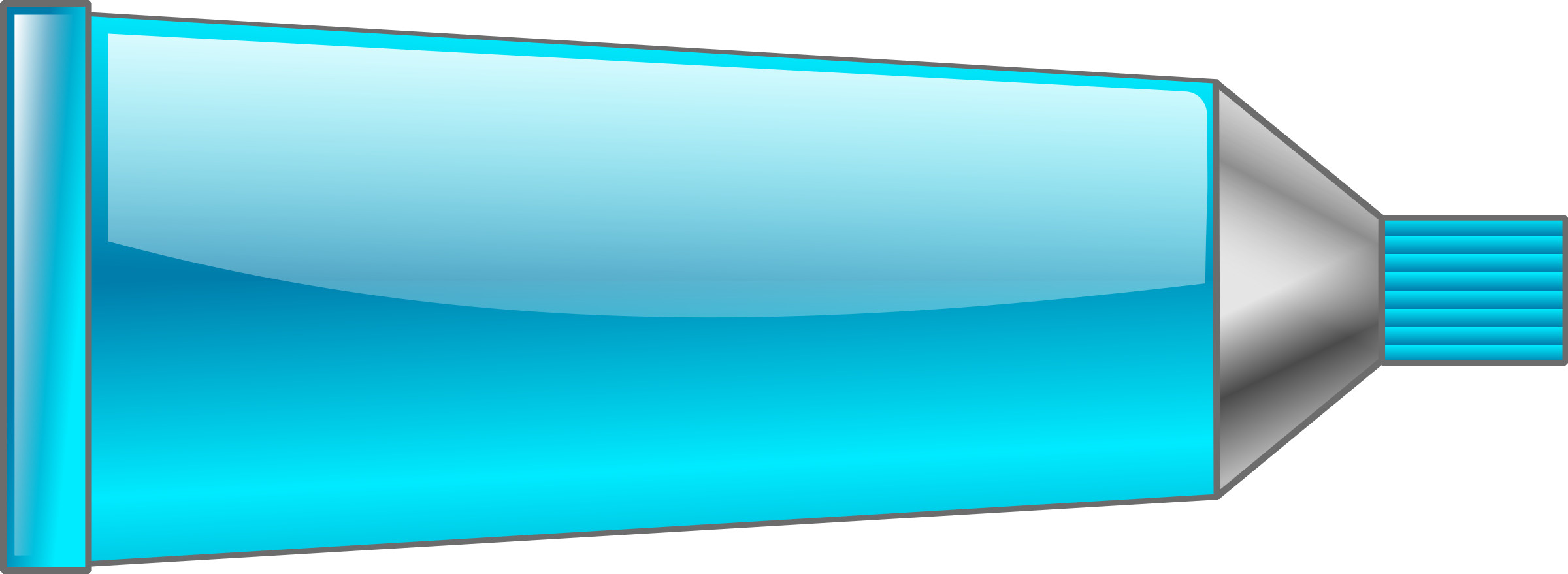 Color tube Cyan by TrnsltLife