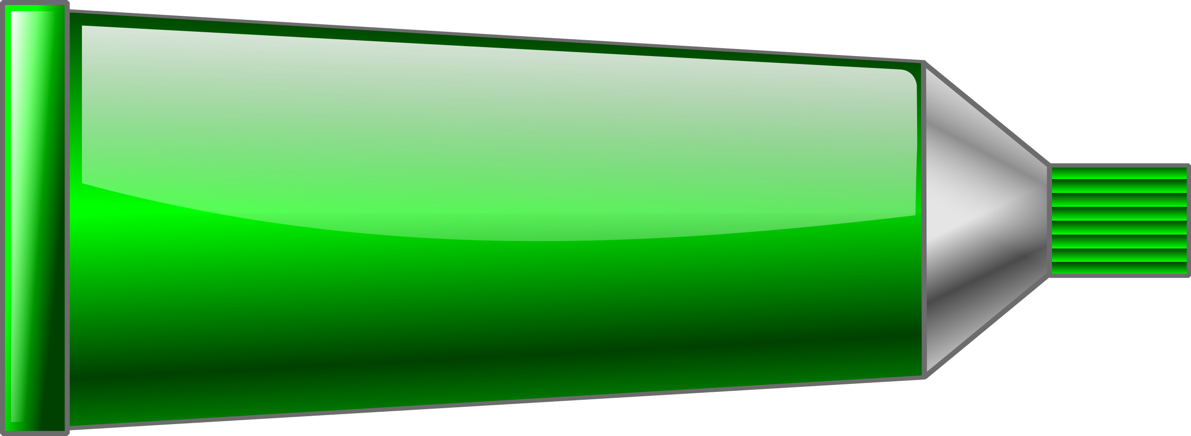 Color tube Green by TrnsltLife