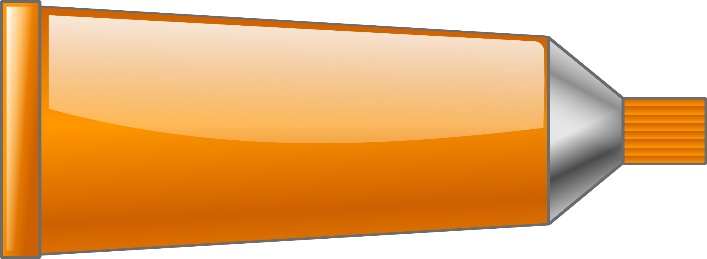 Color tube Orange by TrnsltLife