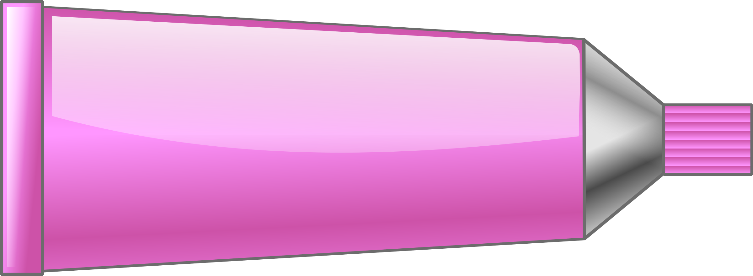 Color tube Pink by TrnsltLife