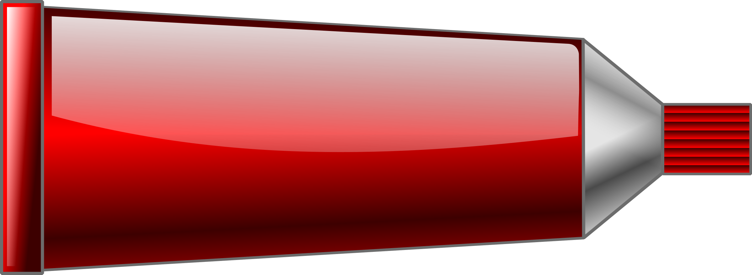 Color tube Red by TrnsltLife