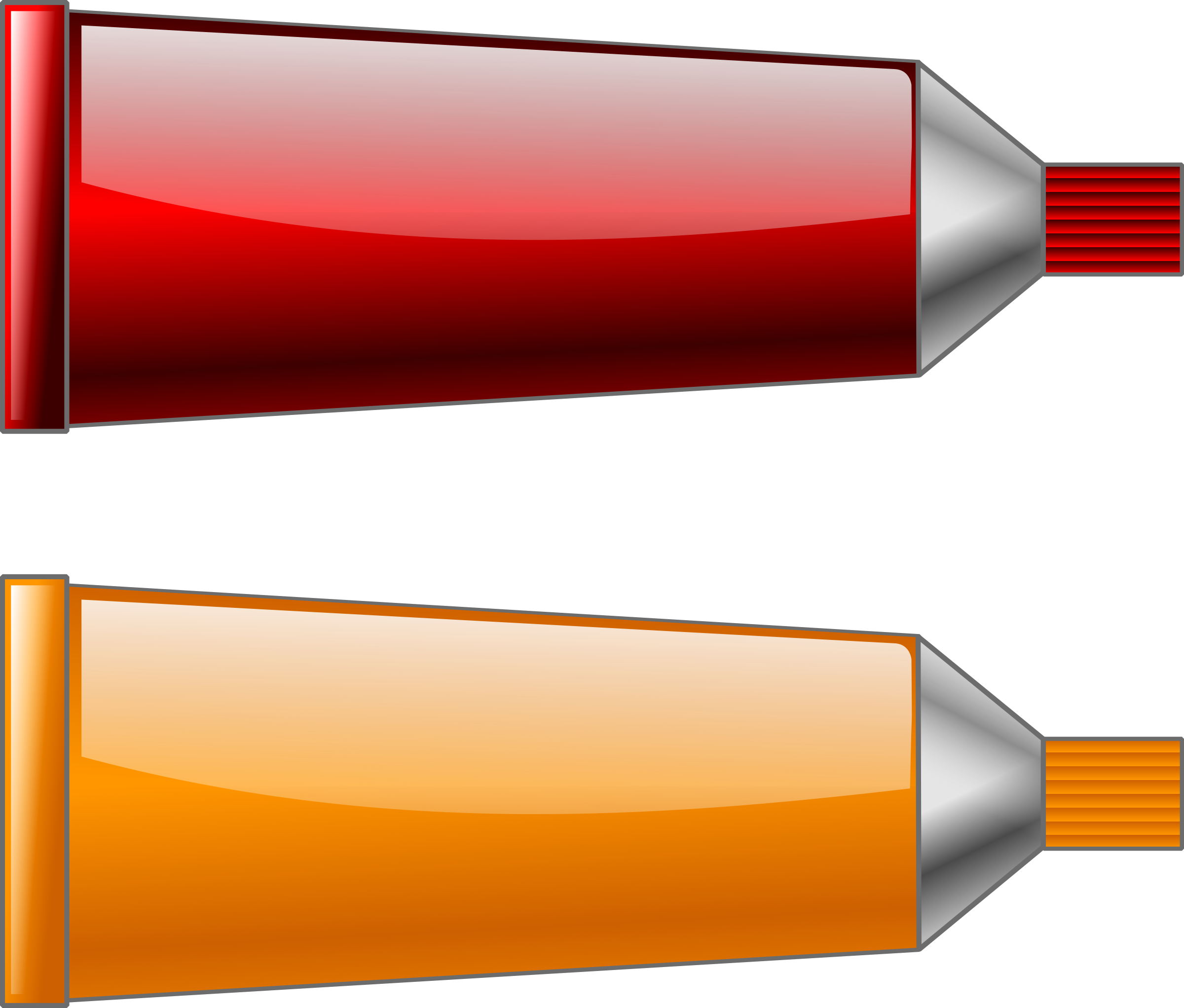 Color tube RedOrange by TrnsltLife