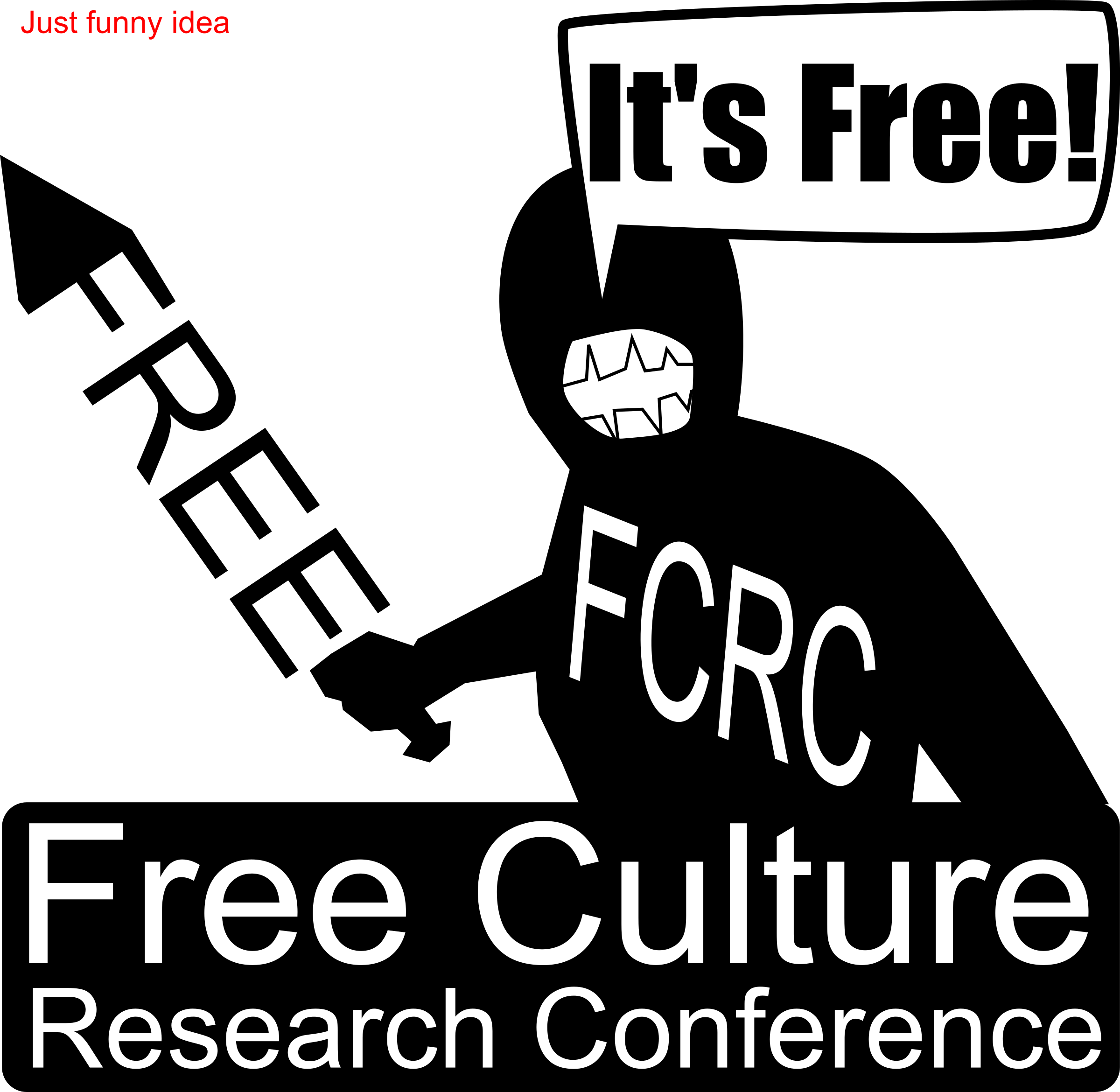 FCRC Funny Idea by aungkarns