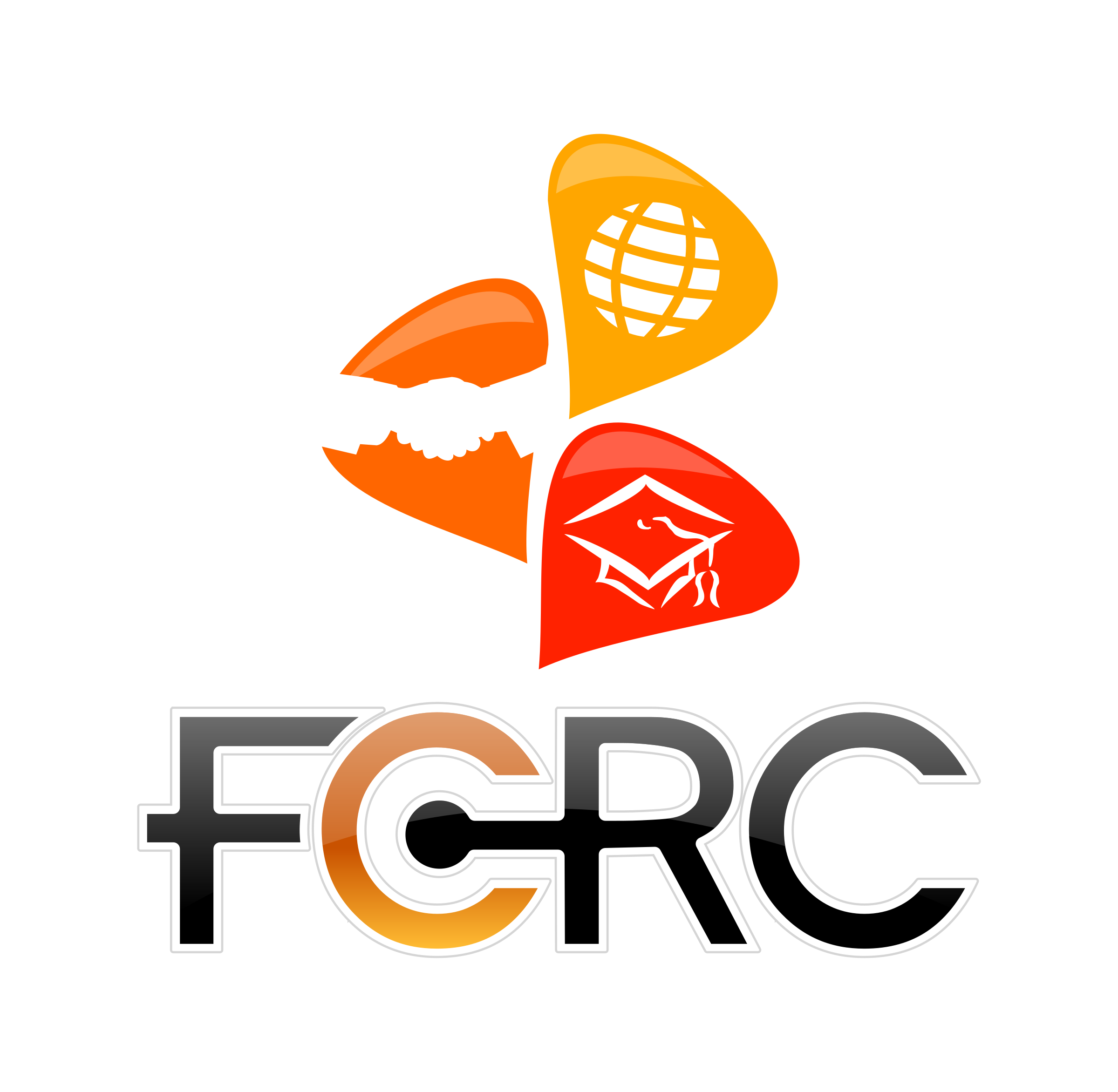 FCRC speech bubble logo 2 by timeth