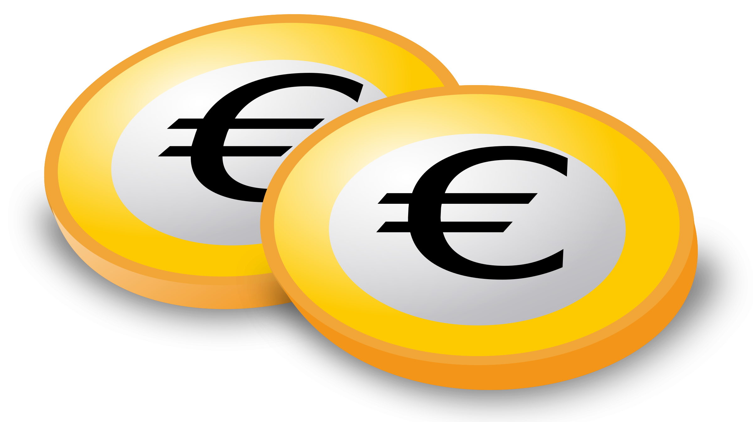 Euro Coins by laser_engravers
