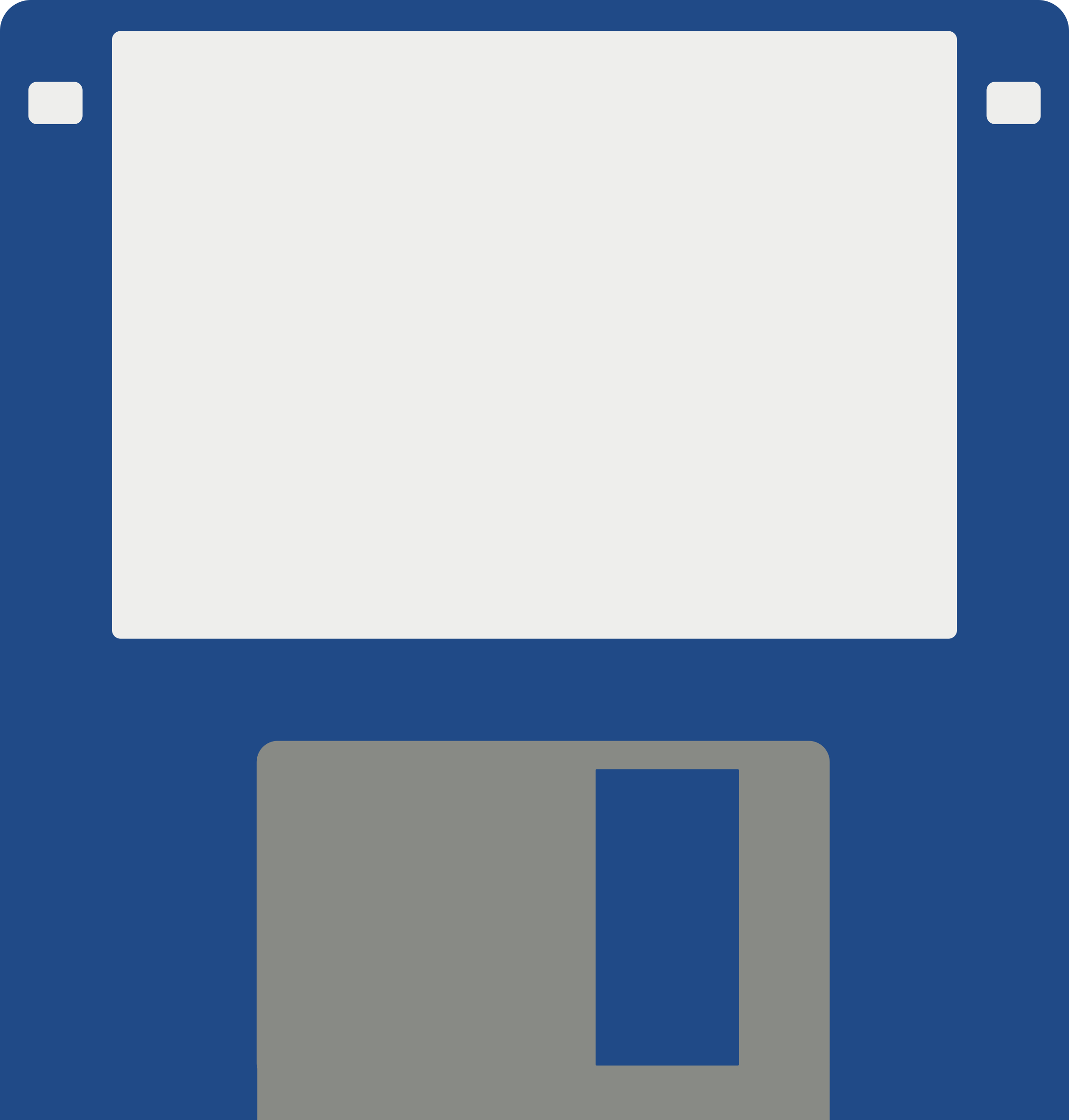 Floppy disk by vorre