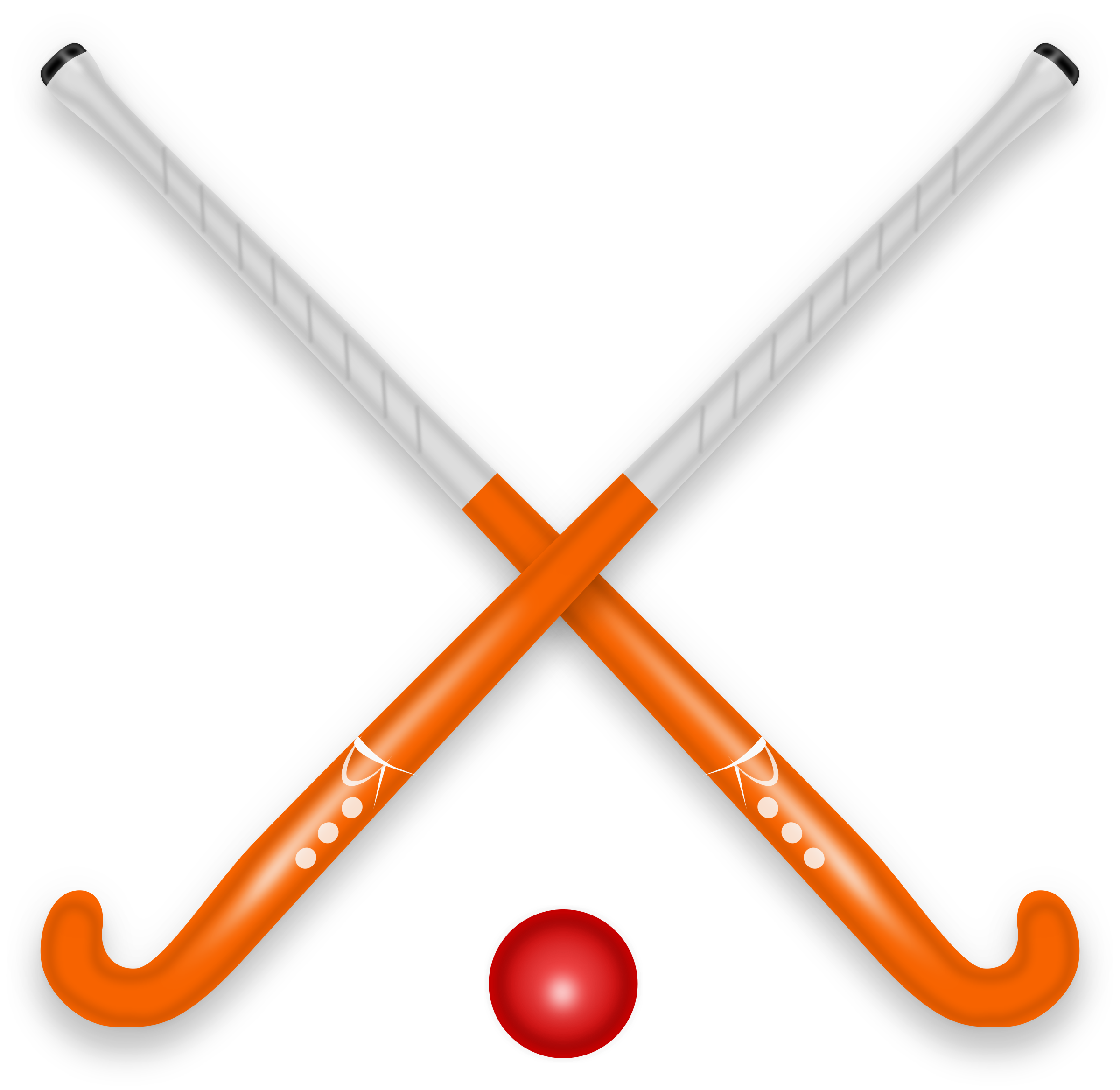 clipart hockey stick ball rh openclipart org clipart hockey stick and puck field hockey stick clipart
