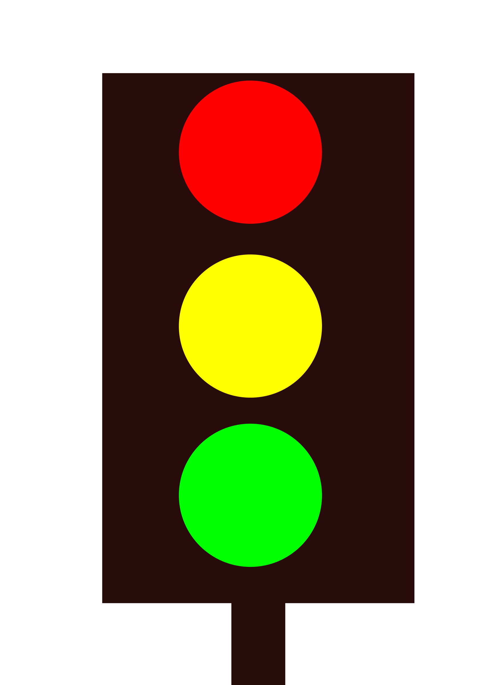 Traffic Light by PeterBrough