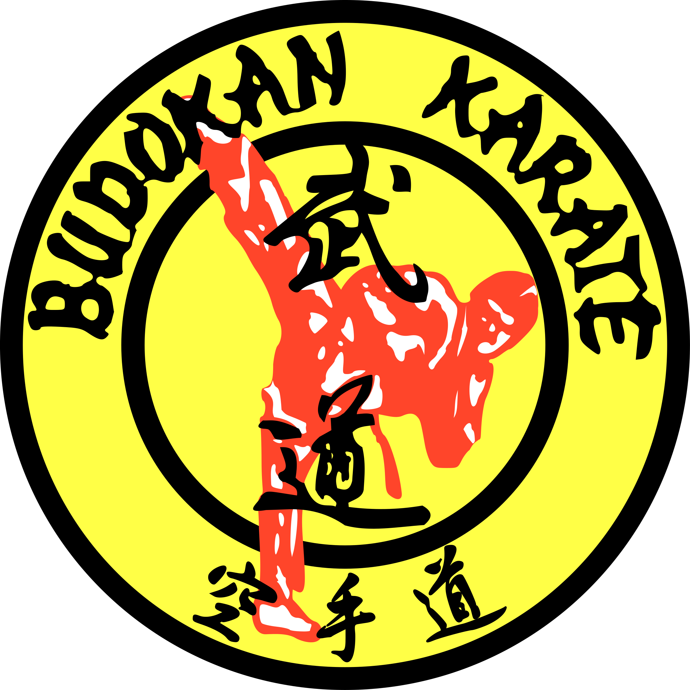 Budokan Karate-do Logo by ZanLii
