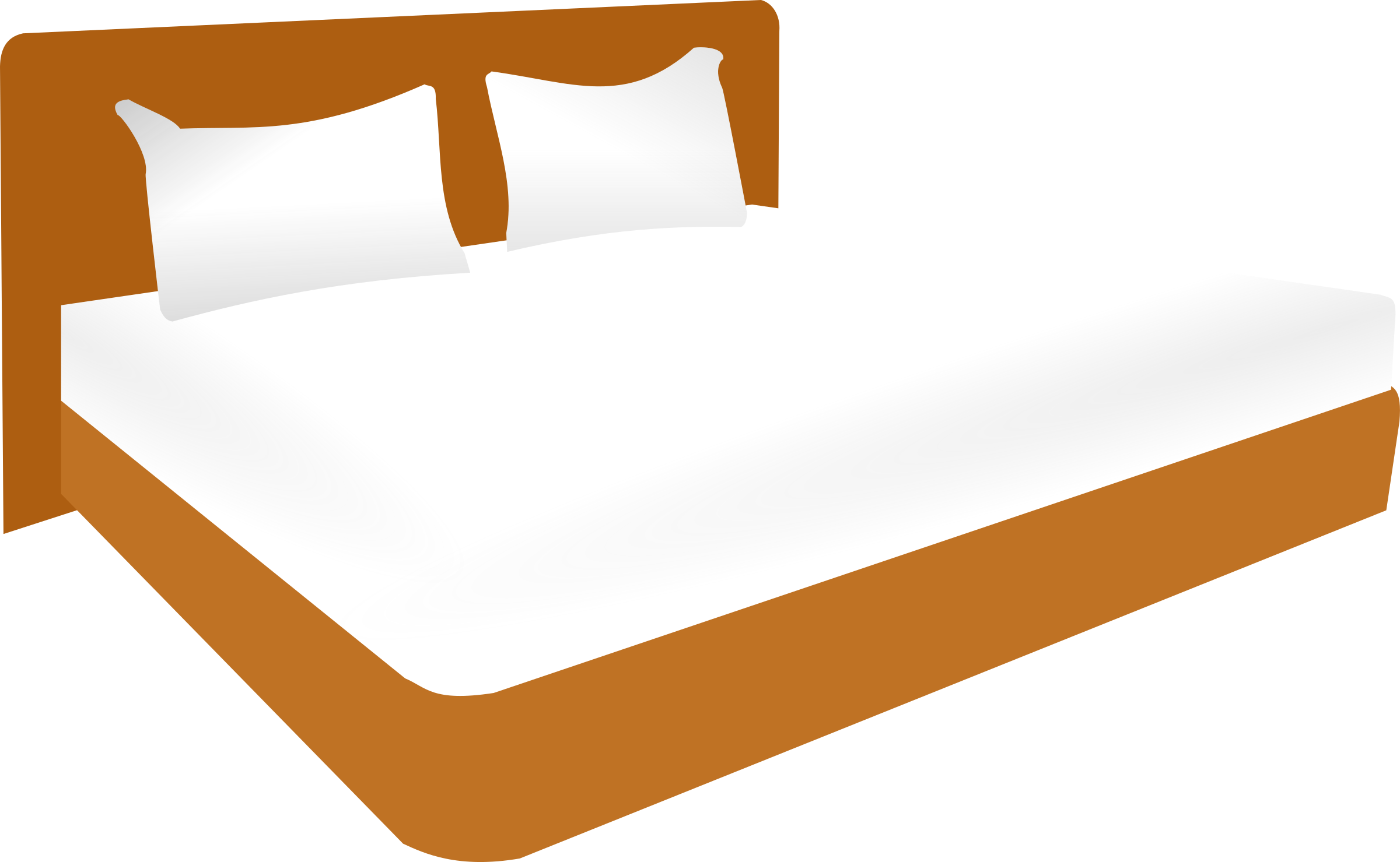 Double bed by wakro
