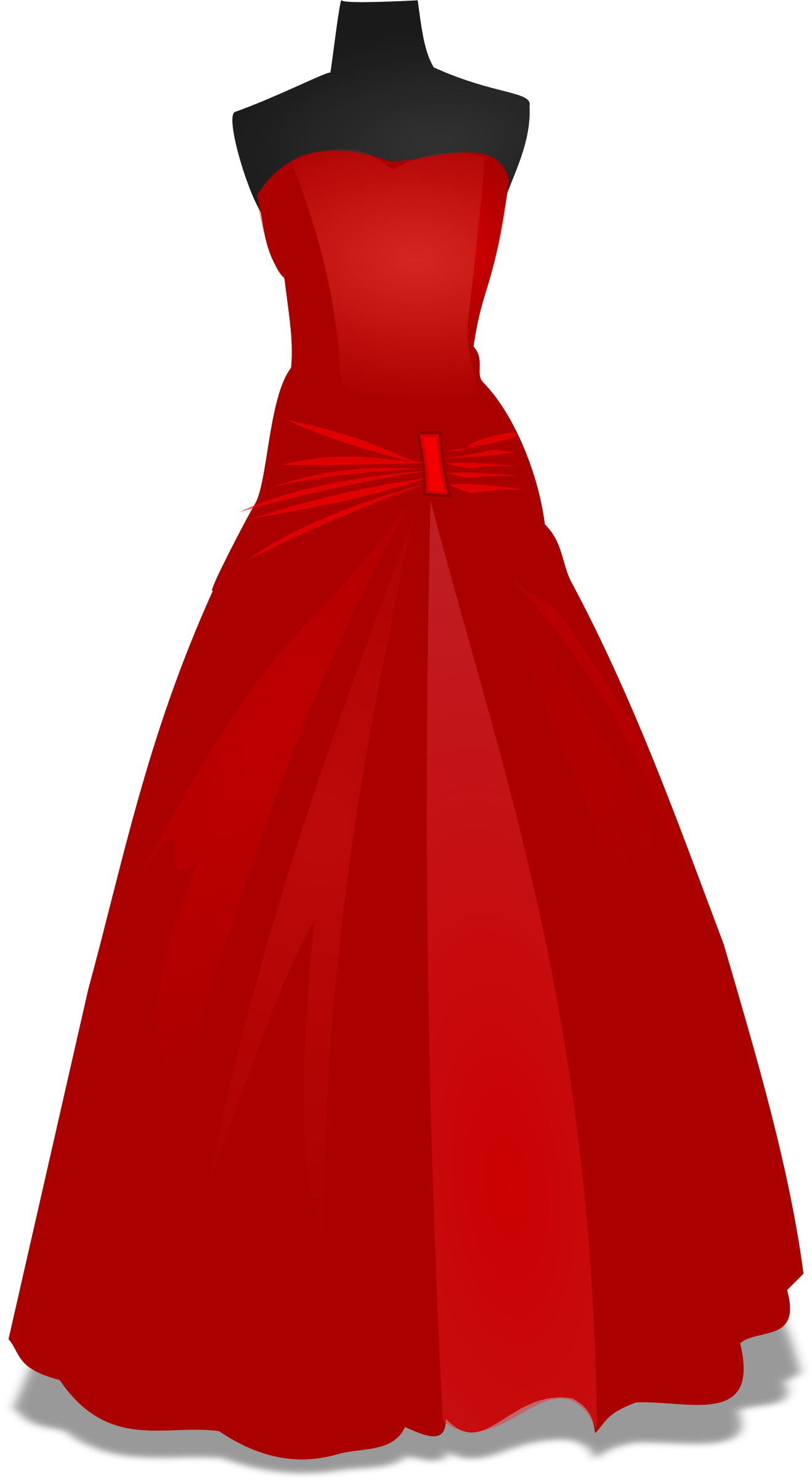 clipart gown