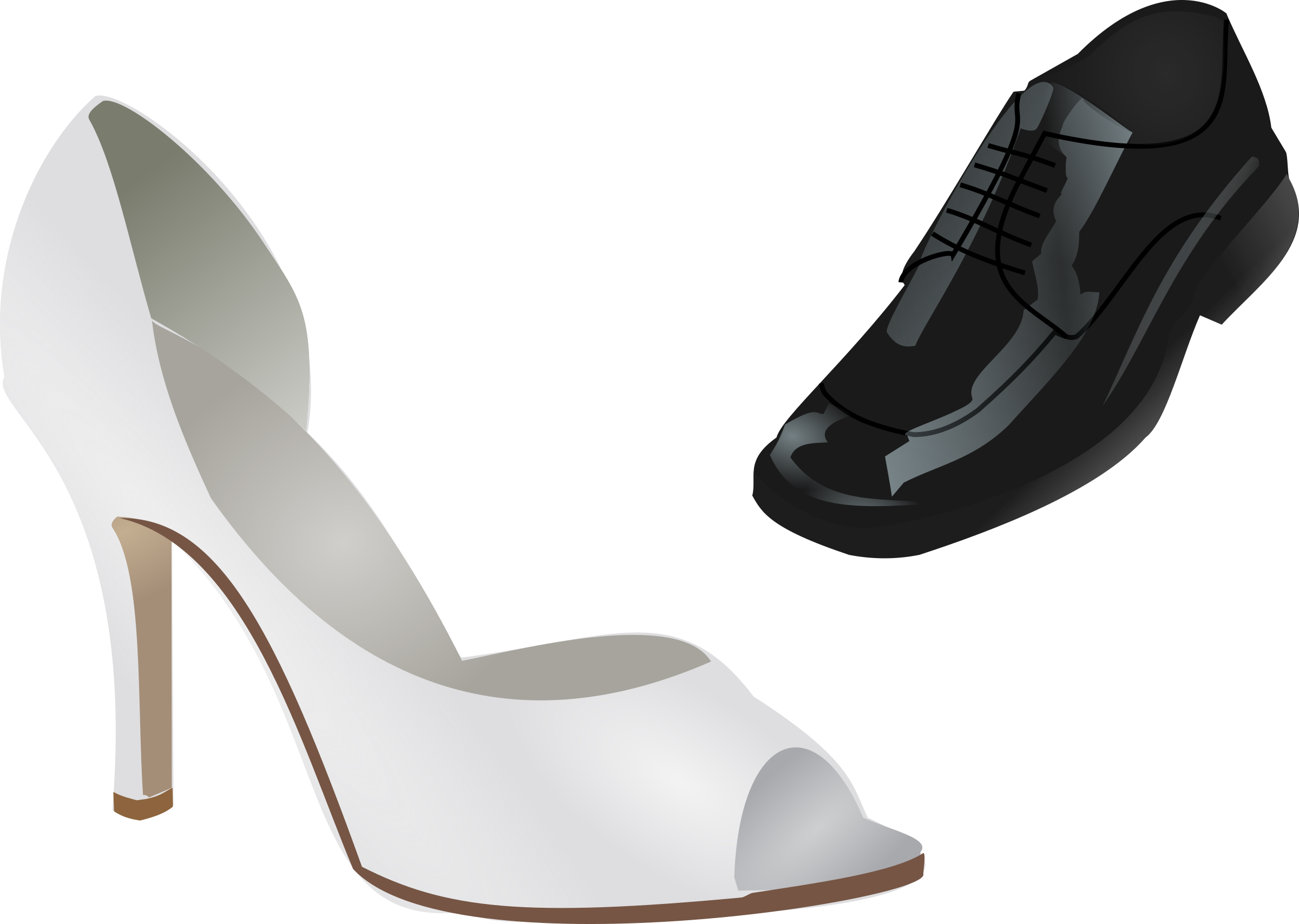 Wedding shoes by wakro