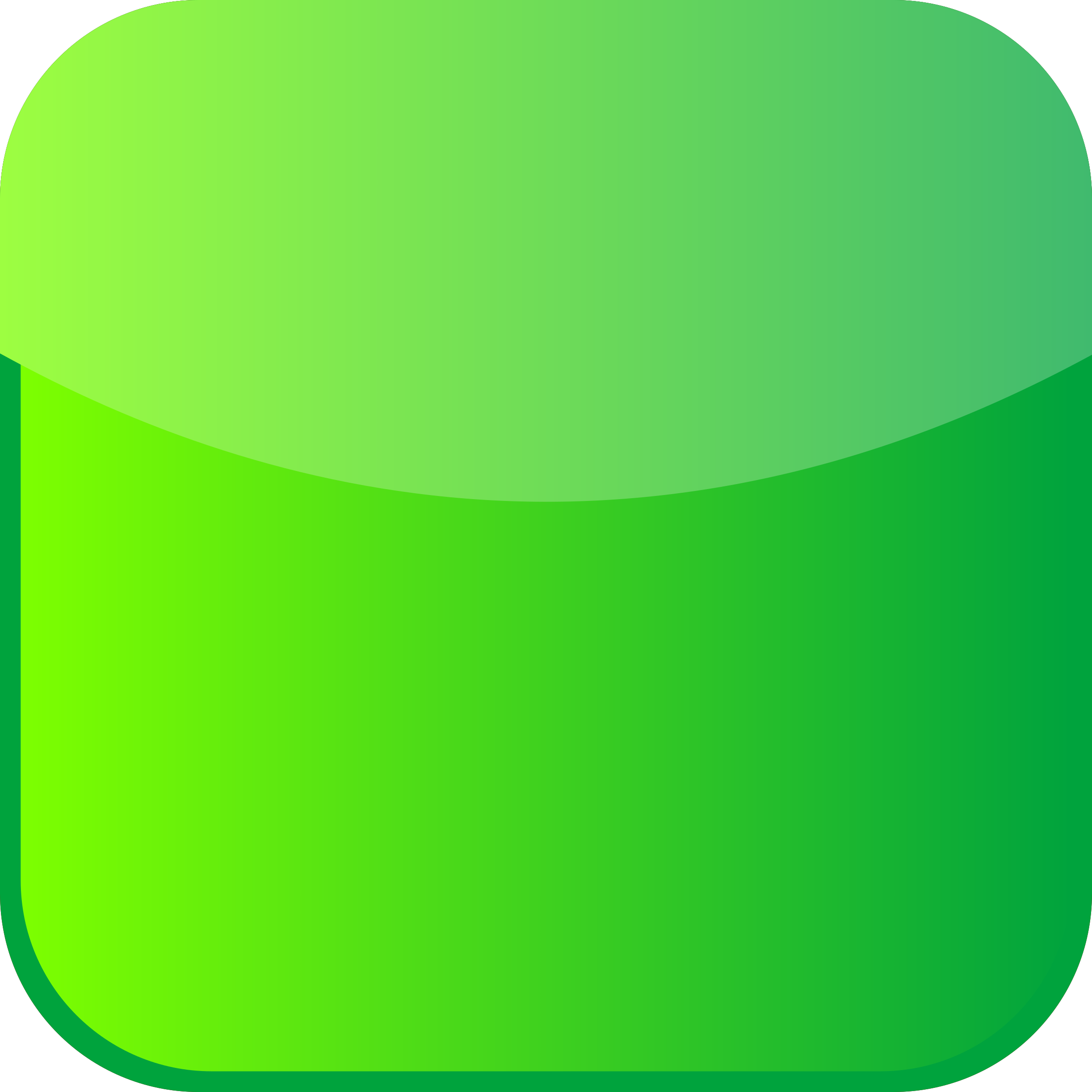 icon green by shokunin