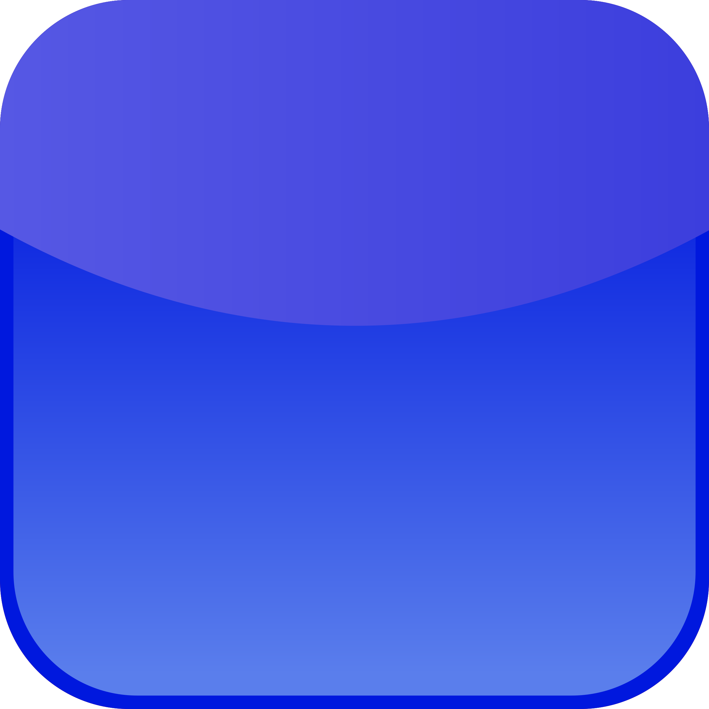 blue icon by shokunin