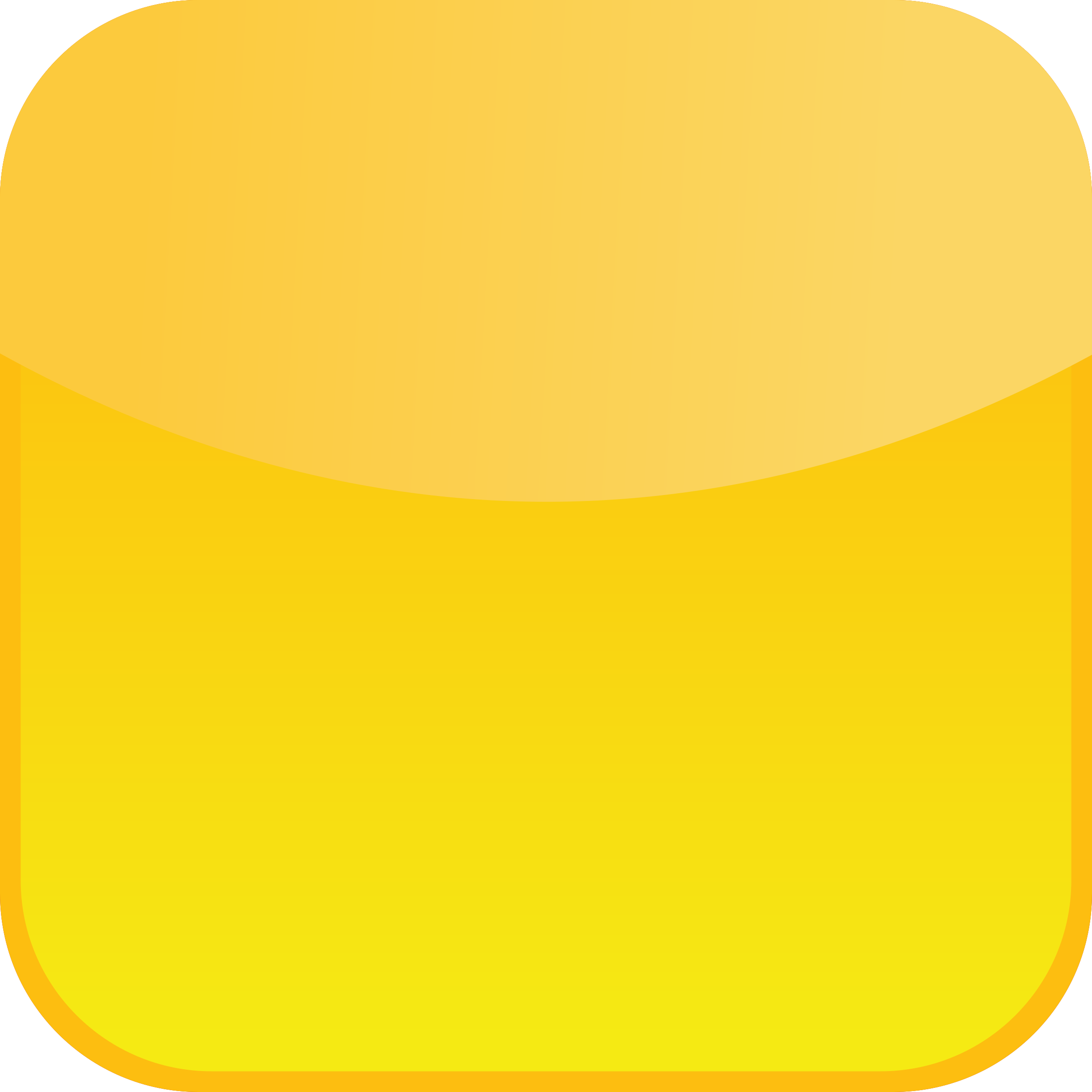 yellow icon by shokunin
