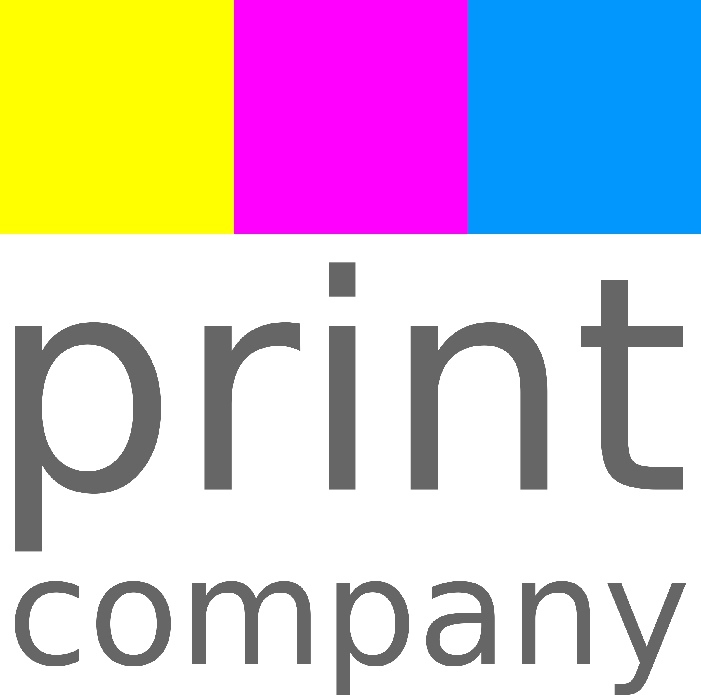 Logo for Print company. by shokunin