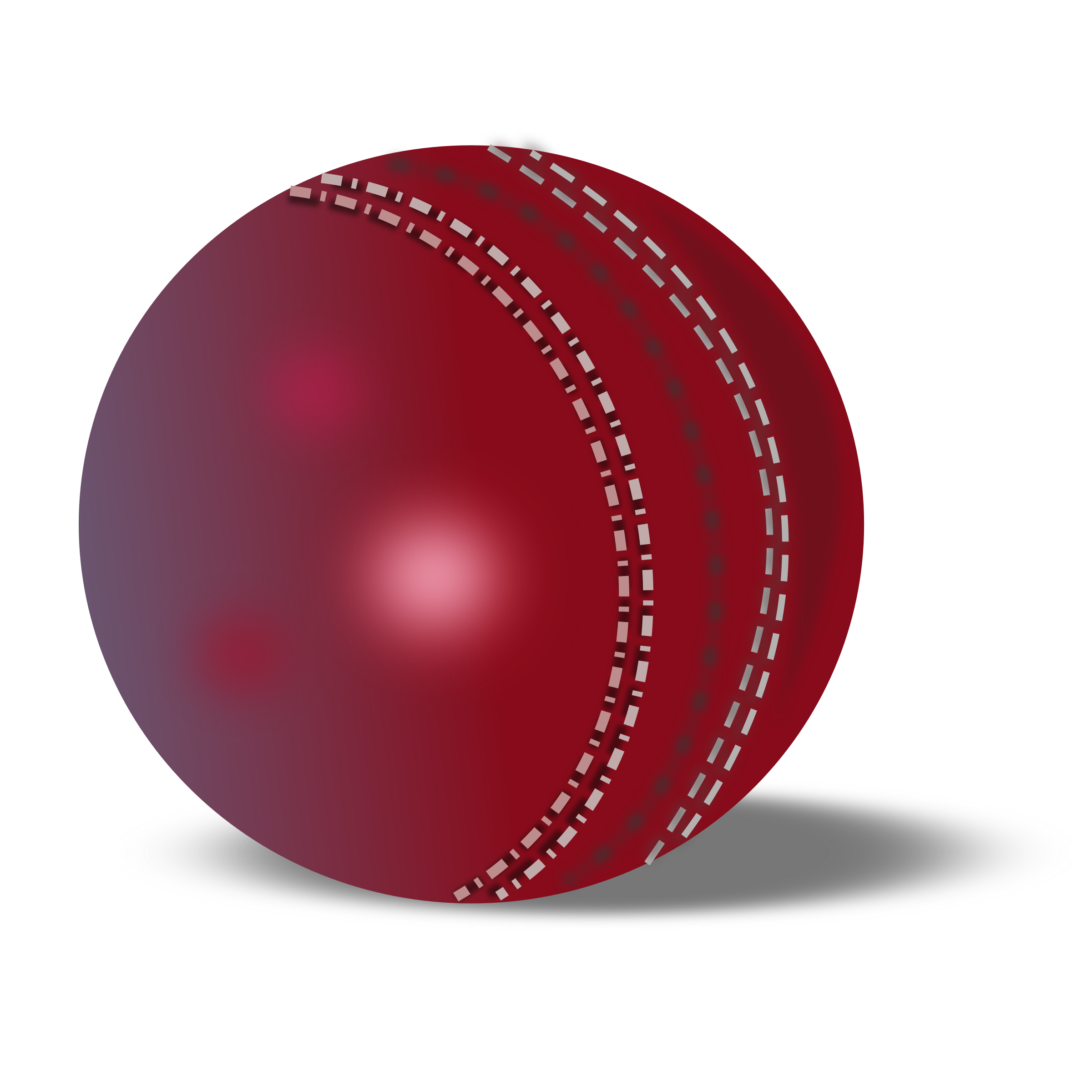 cricket-ball-icon by netalloy