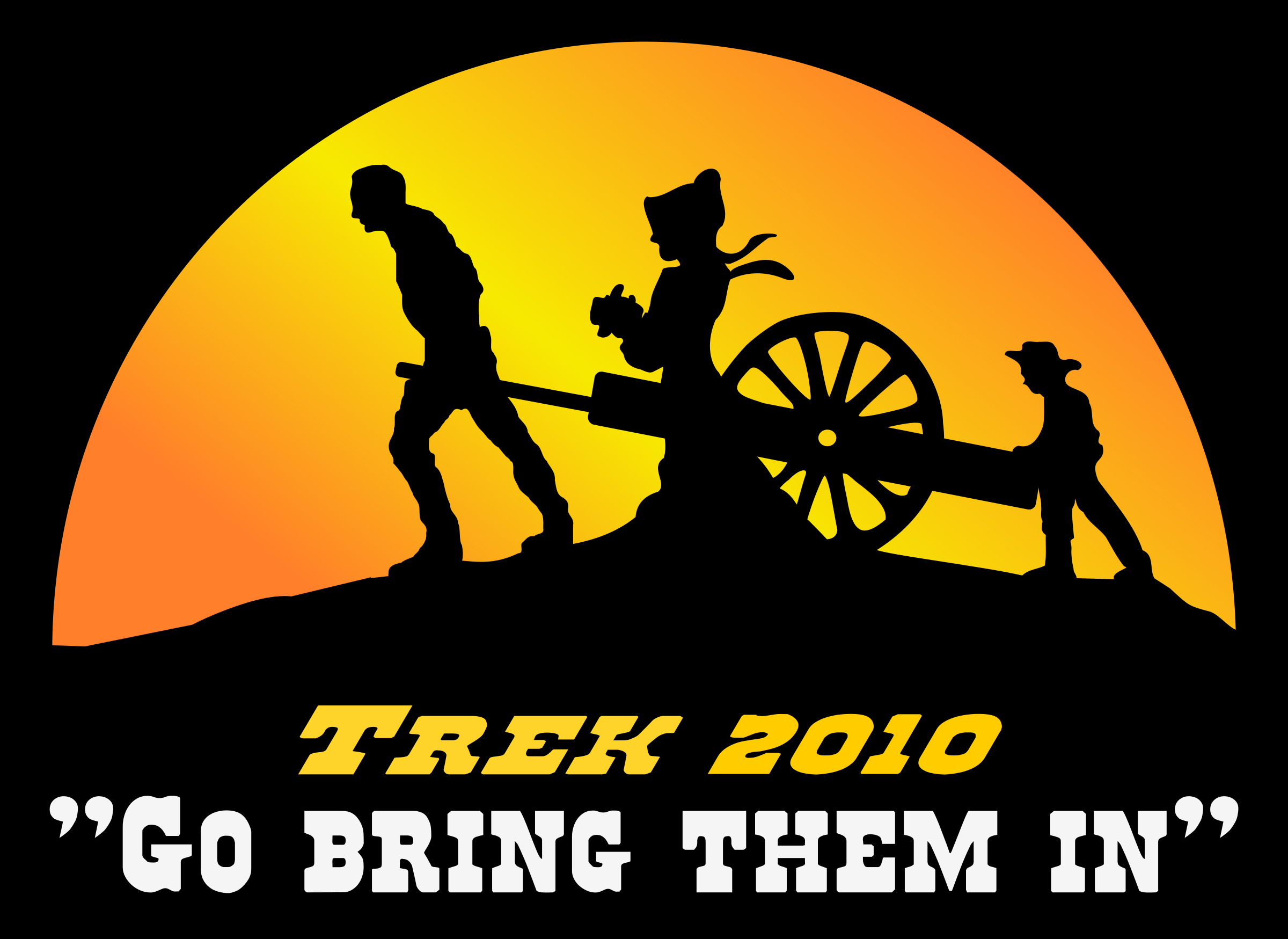 Pioneer Trek Logo Color by Jack_Rabbit