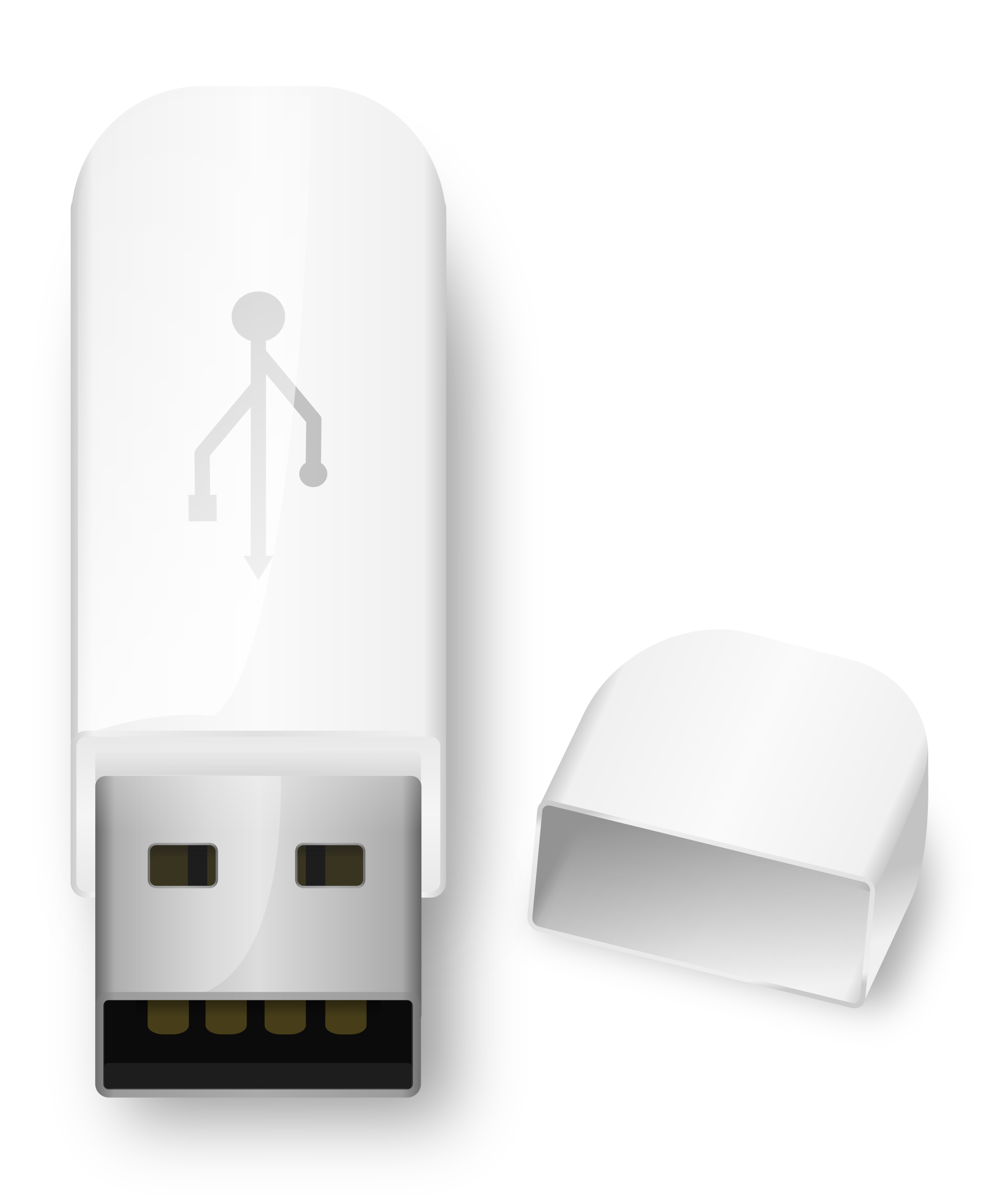 USB flash drive by molumen