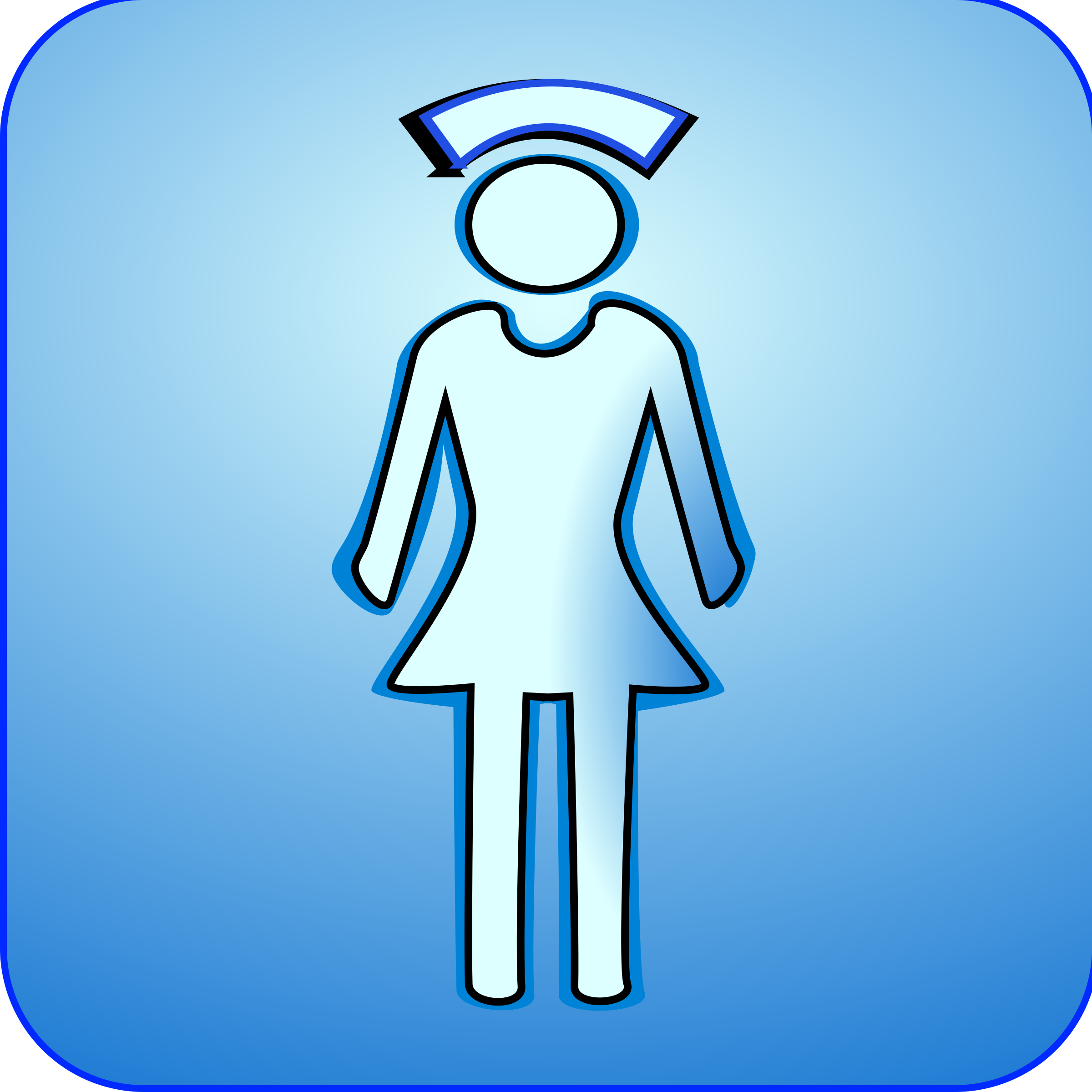 nurse_icon_glossy_128x128 by netalloy