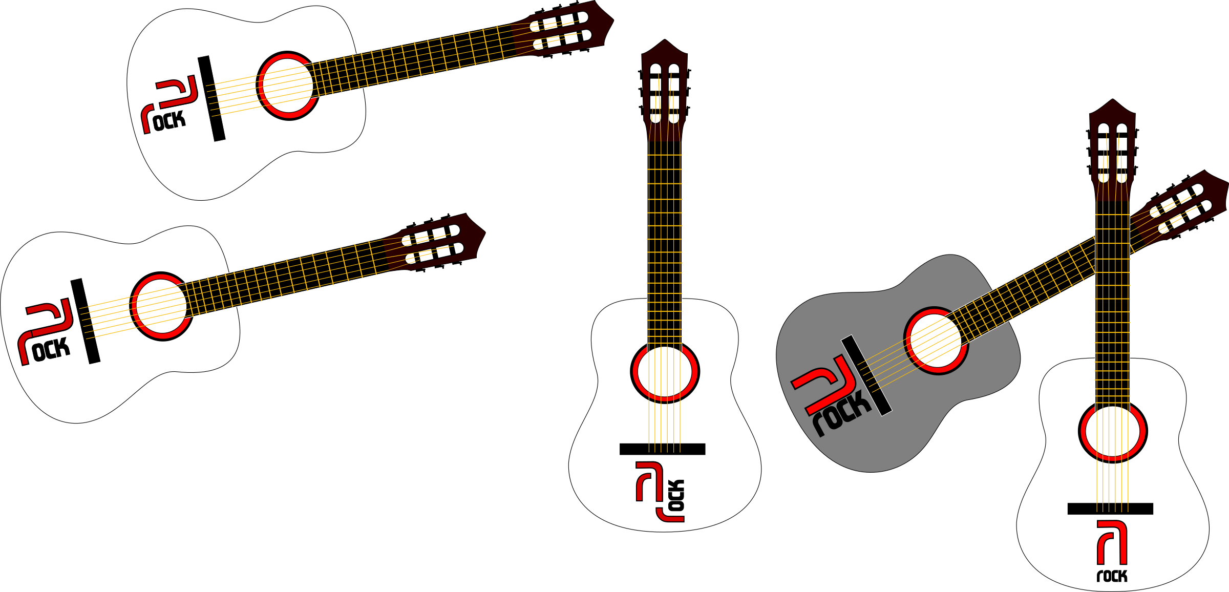 Научиться играть гитаре схема