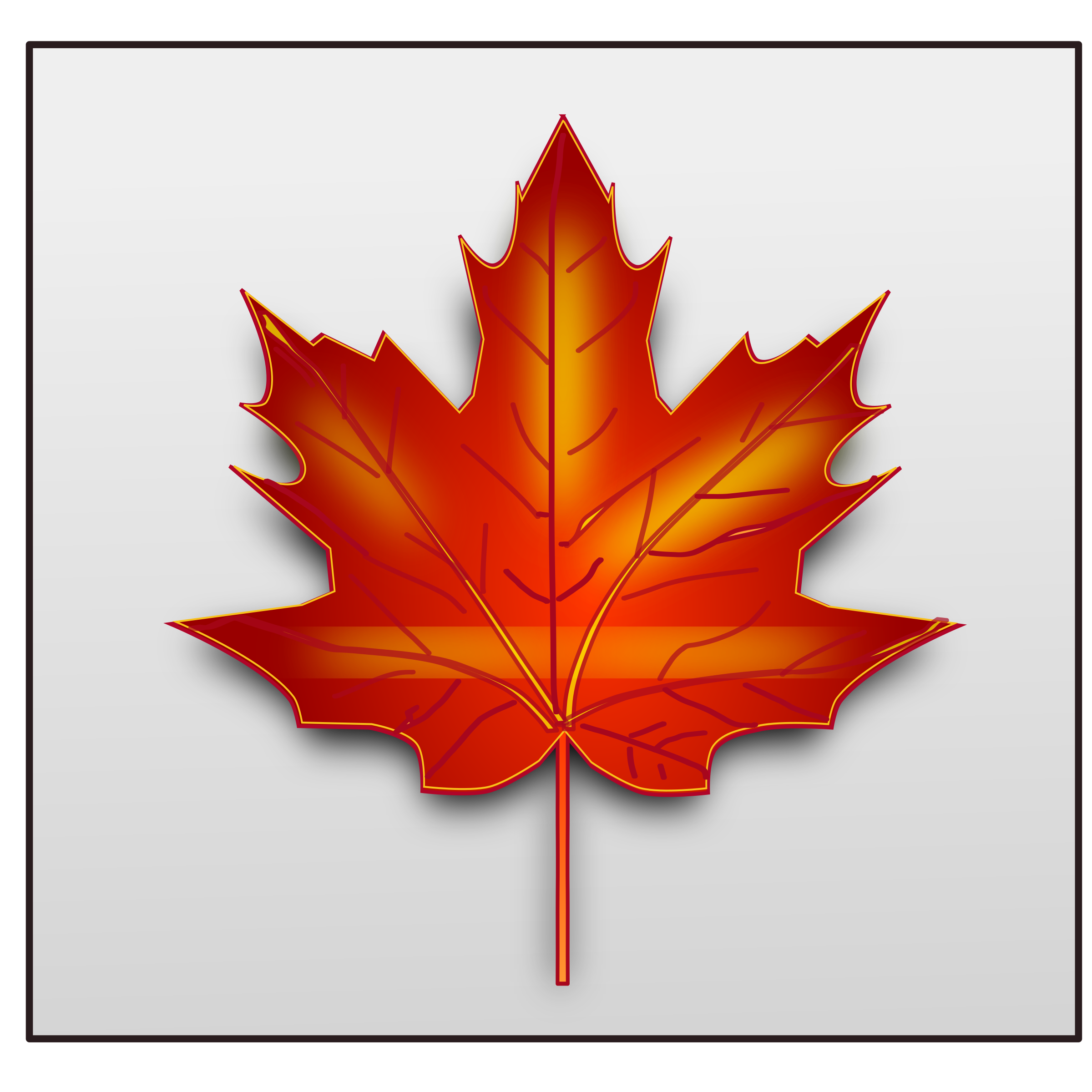 maple leaf by netalloy