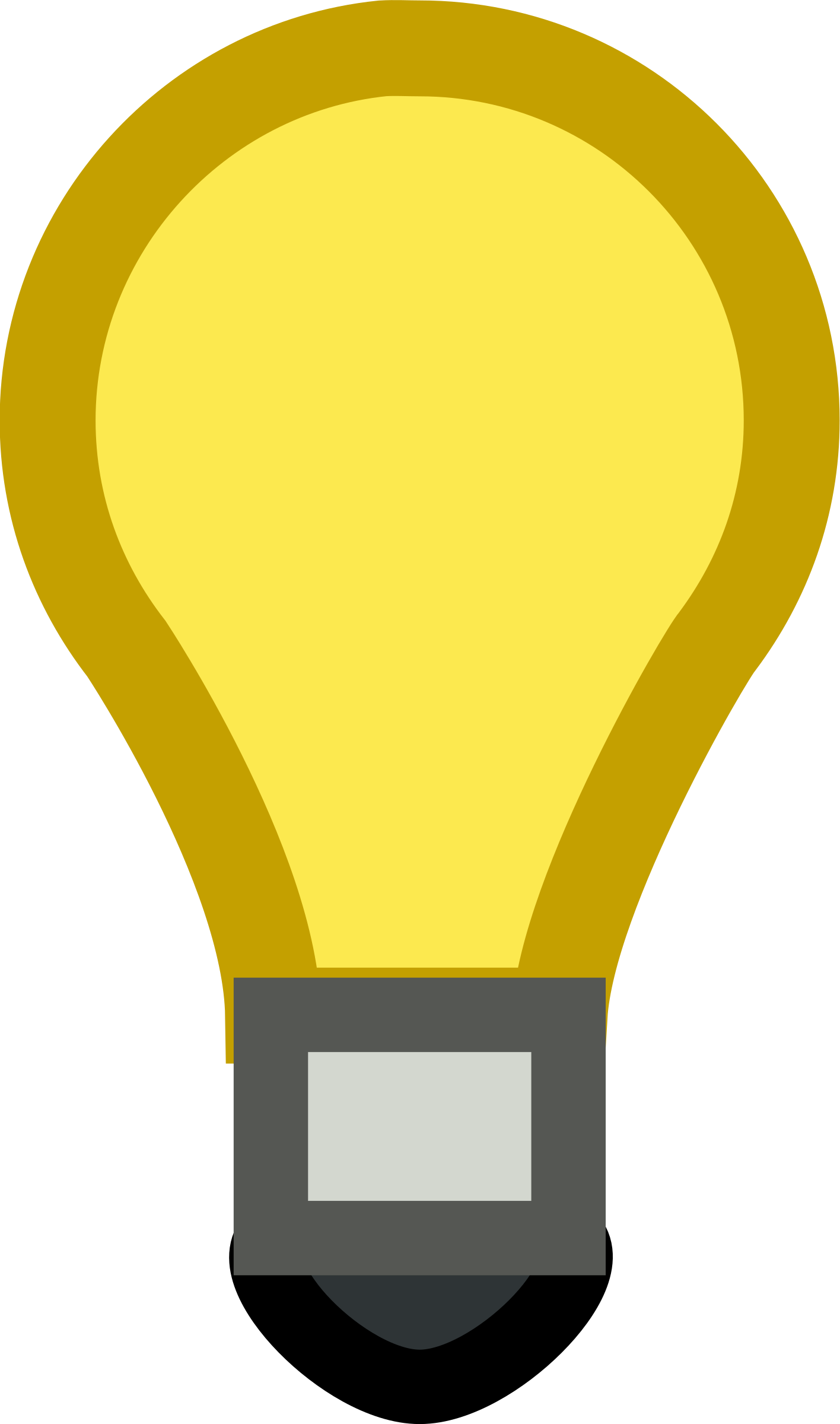 Clipart - light for Lamp Animation Png  155sfw